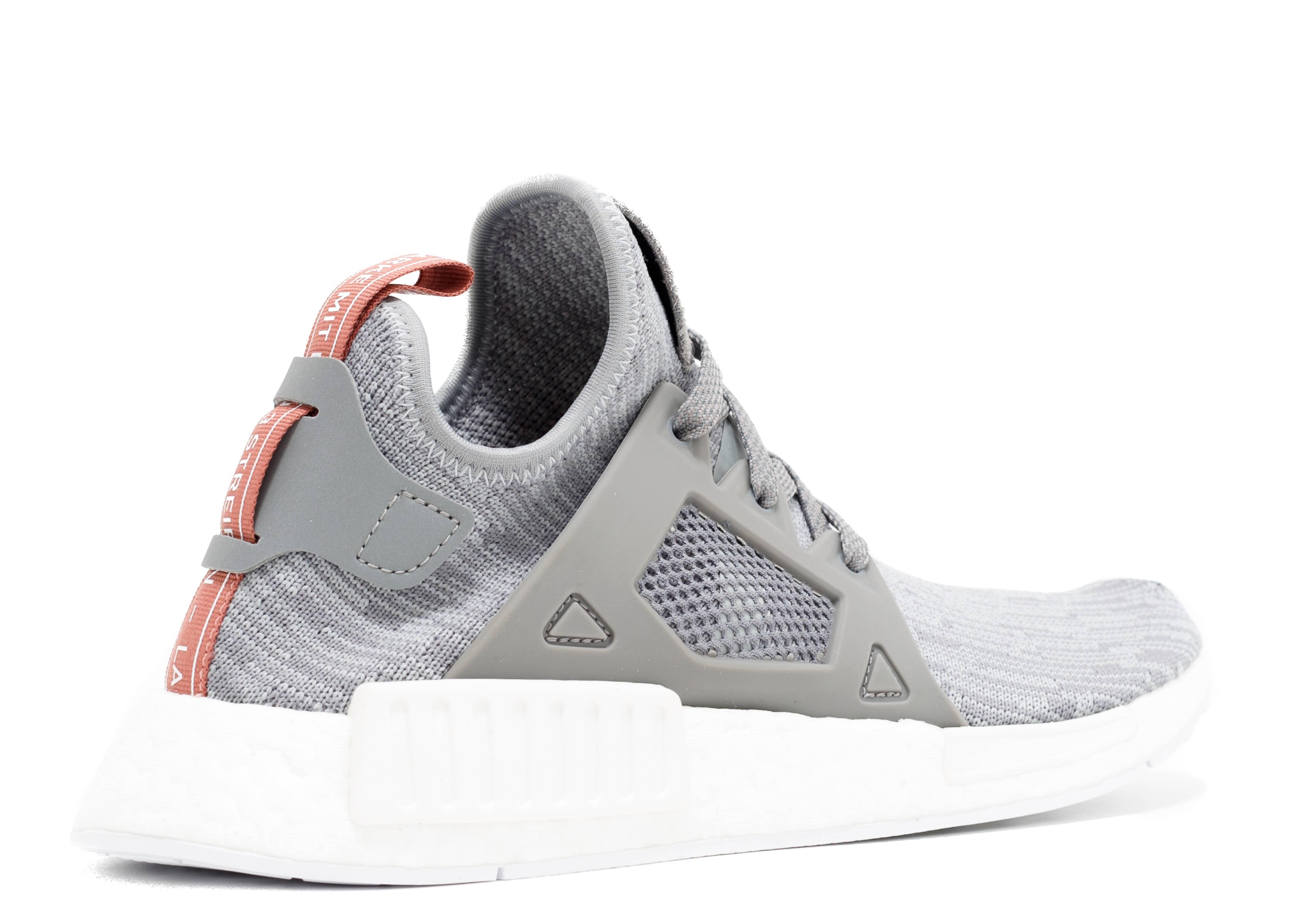 Adidas Nmd Grey Pink