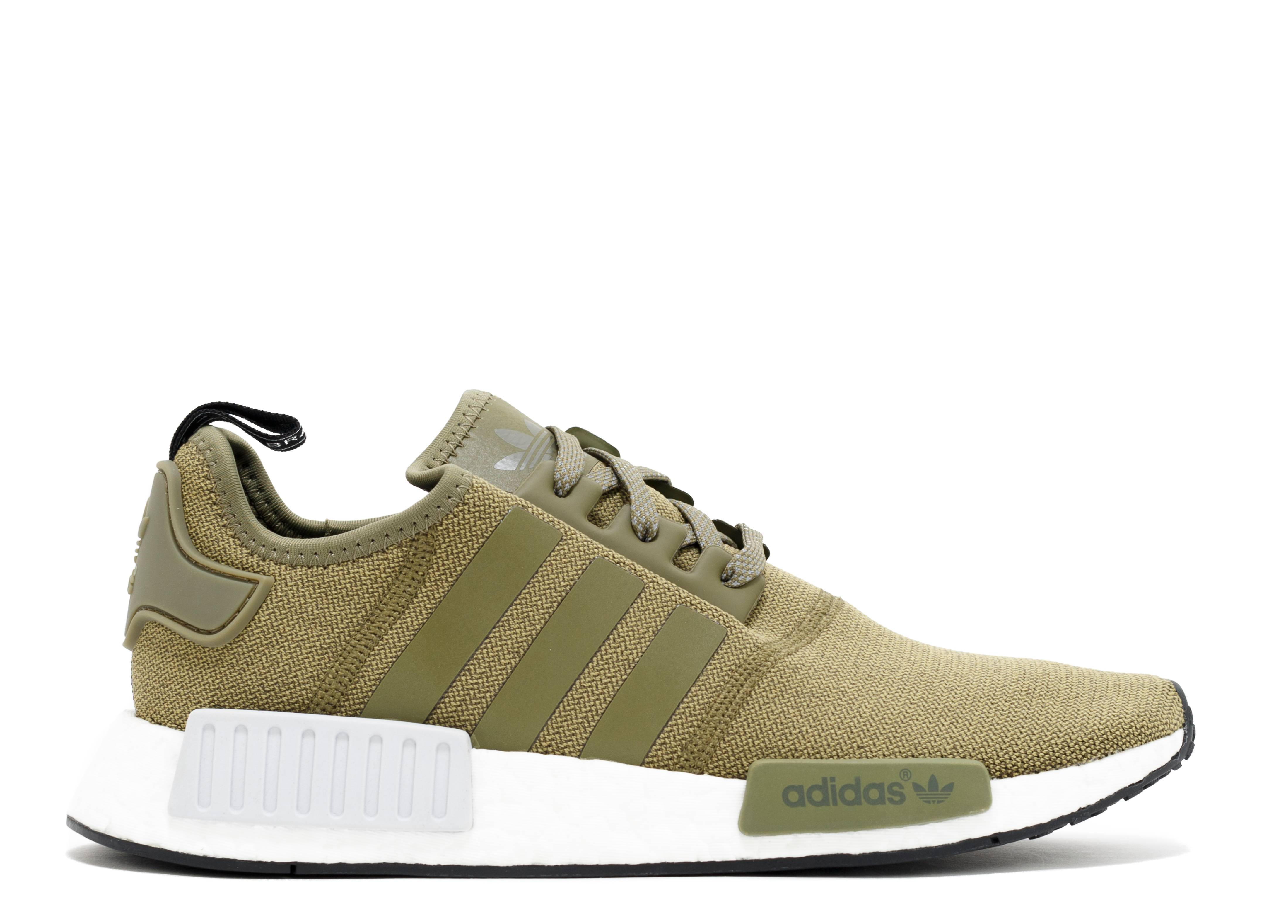 """nmd r1 """"olive euro"""""""
