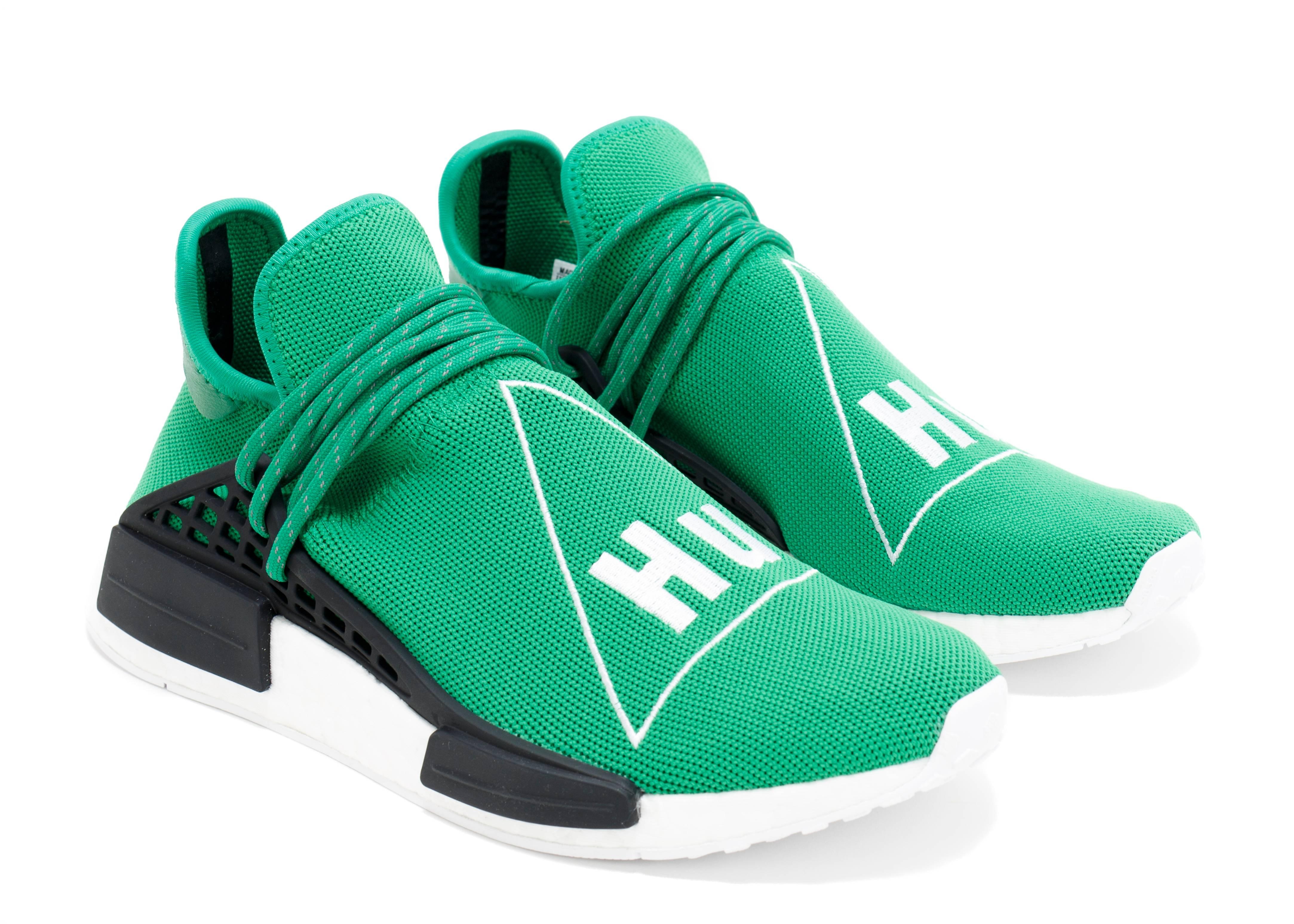 Adidas Human Race Nmd Green