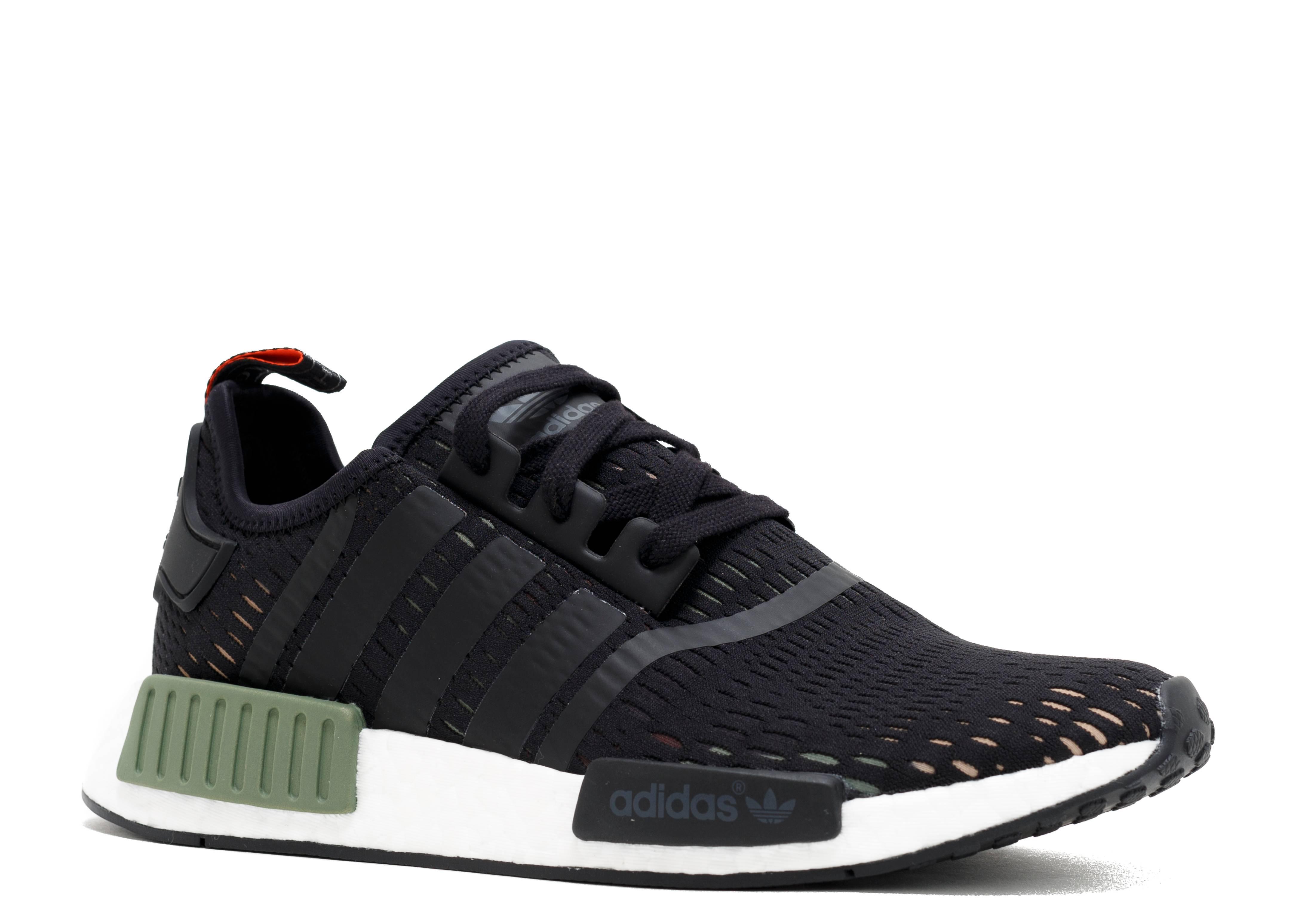 adidas nmd dark green