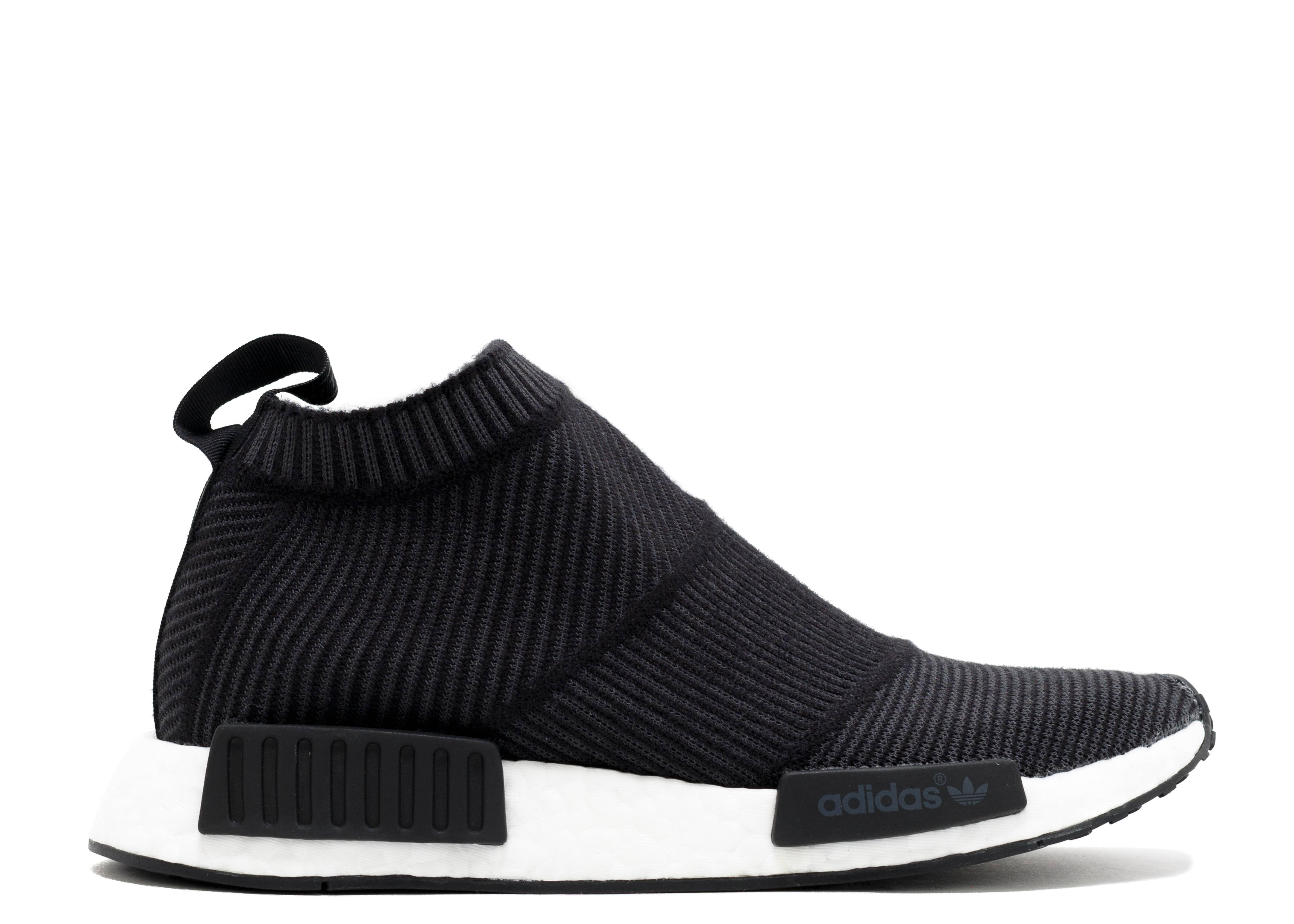 nmd cs1 pk winter wool adidas s32184 core black. Black Bedroom Furniture Sets. Home Design Ideas
