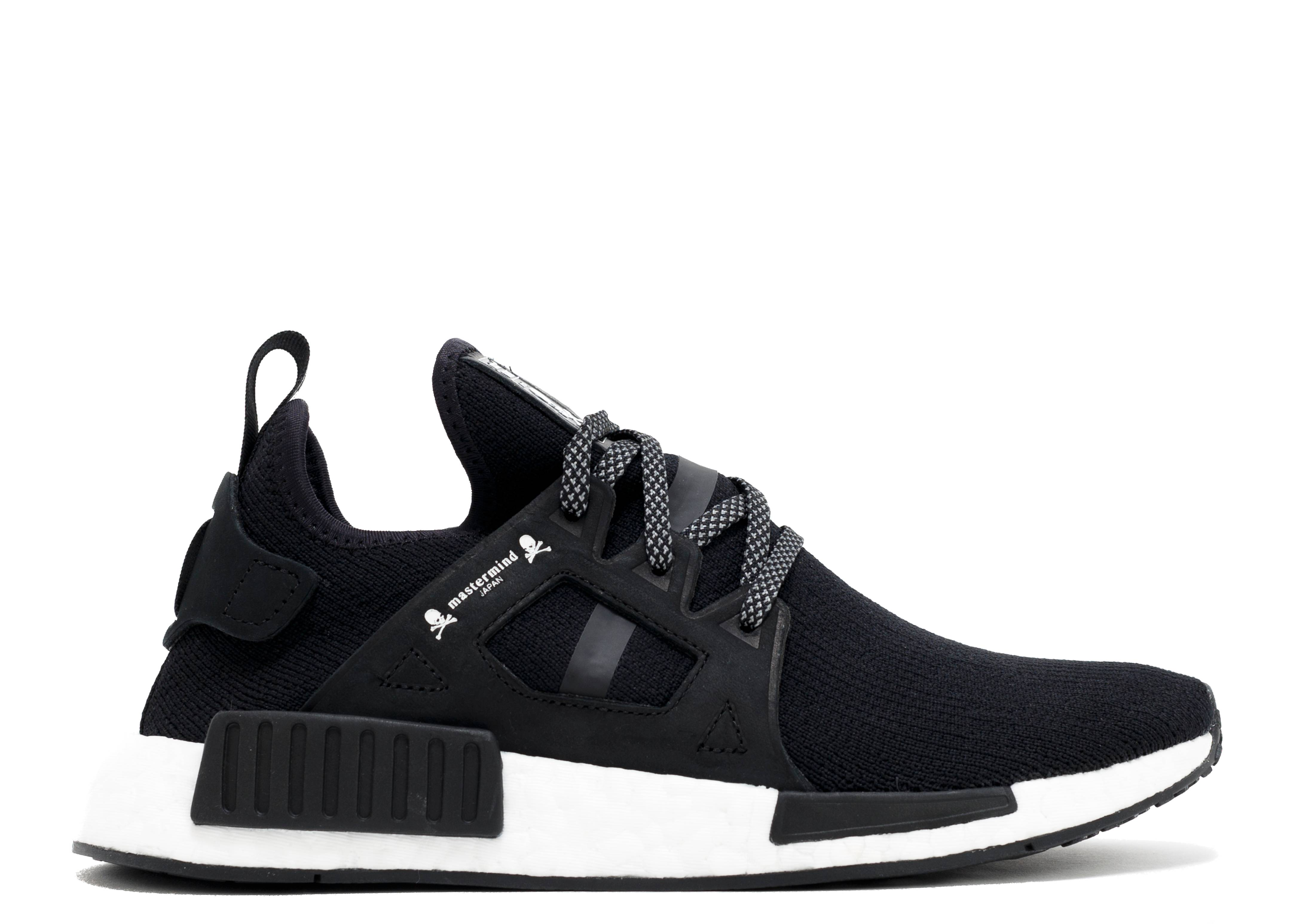 Adidas NMD_XR 1 PK Women Navy Blue Red BB 3685 US Size 7.5