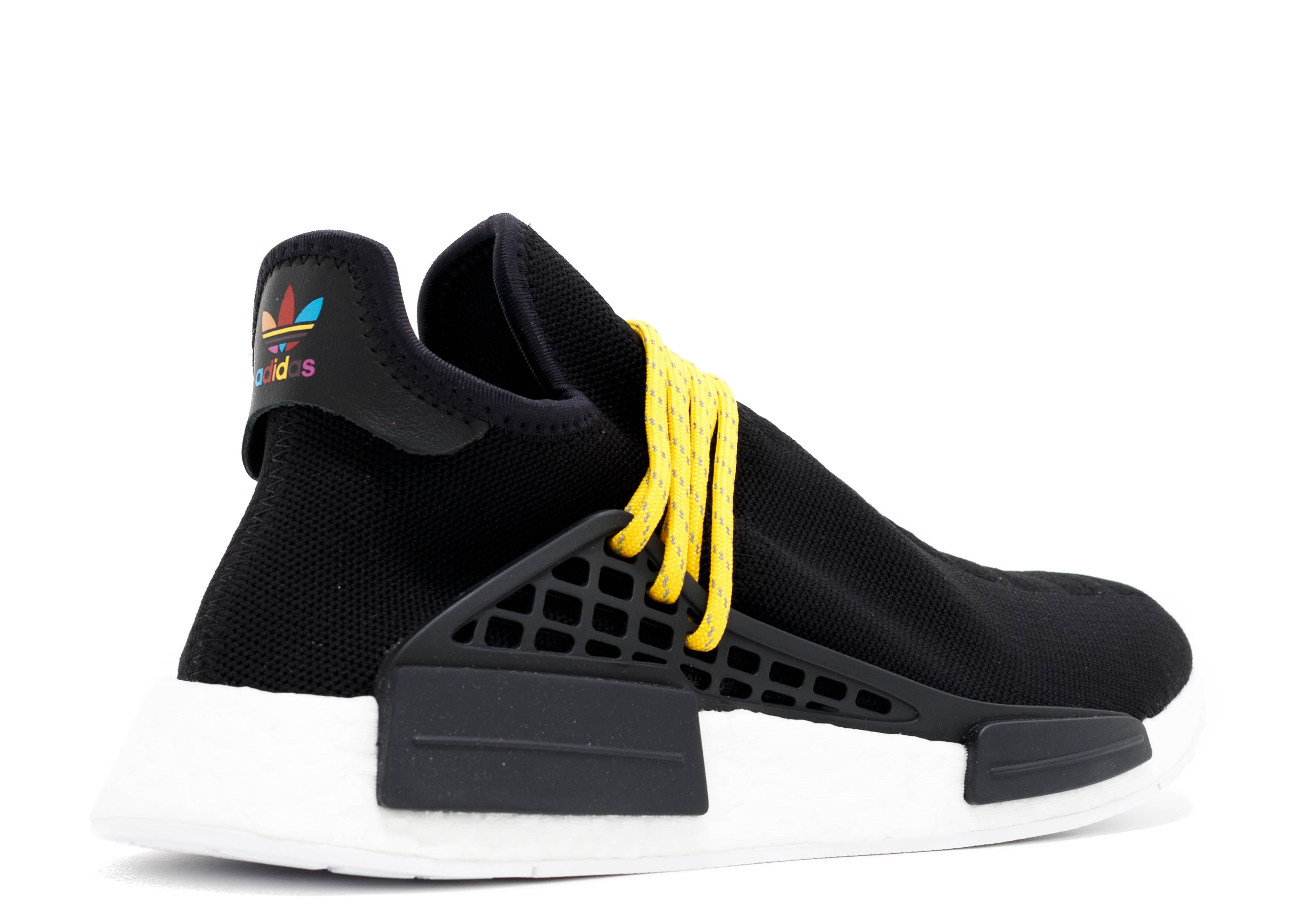 Pharrell X Nmd Human Race Black Pharrell Adidas Bb3068