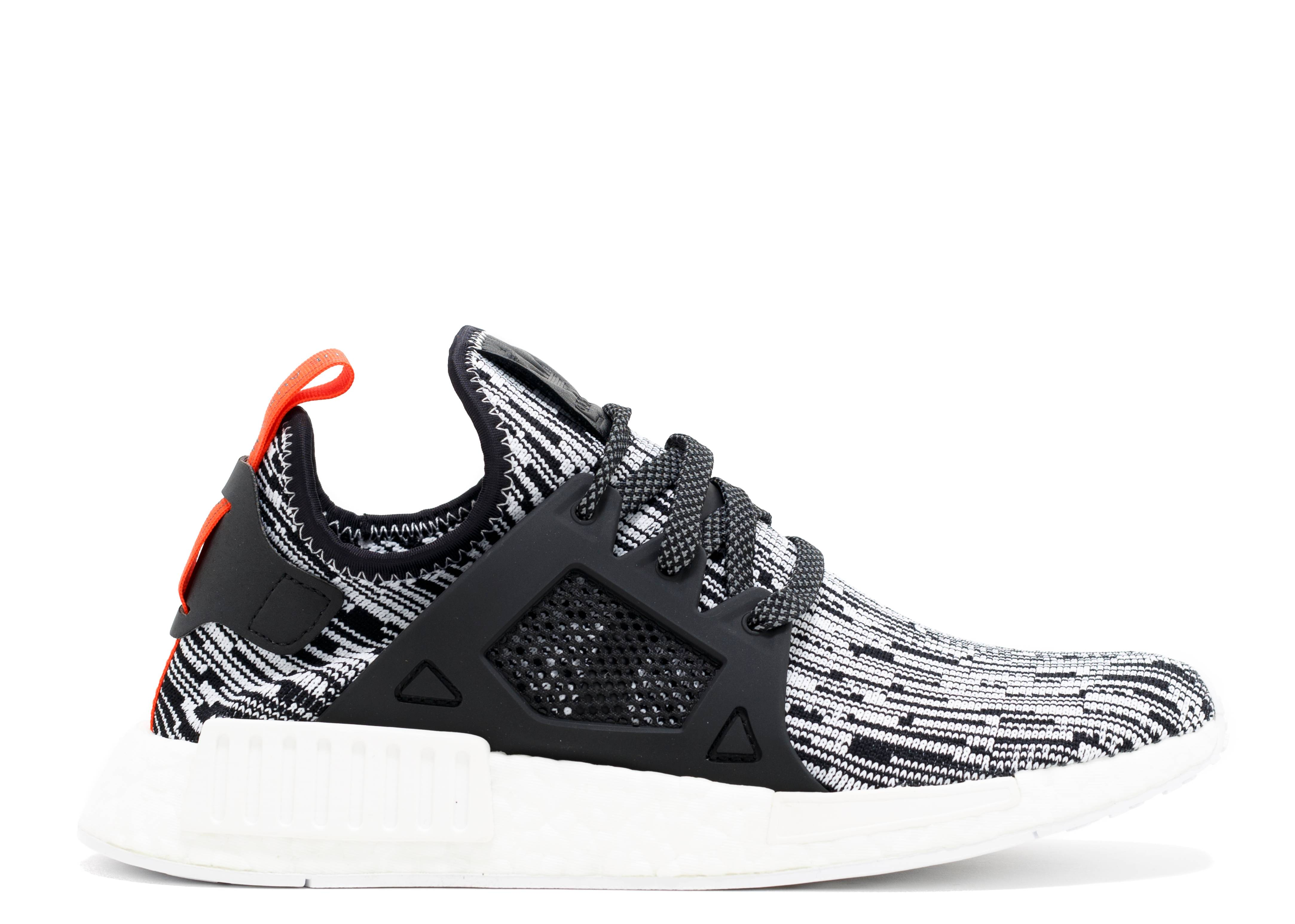 【LULU國際代購】adidas Originals NMD XR1 PK 復古白BB3684(有