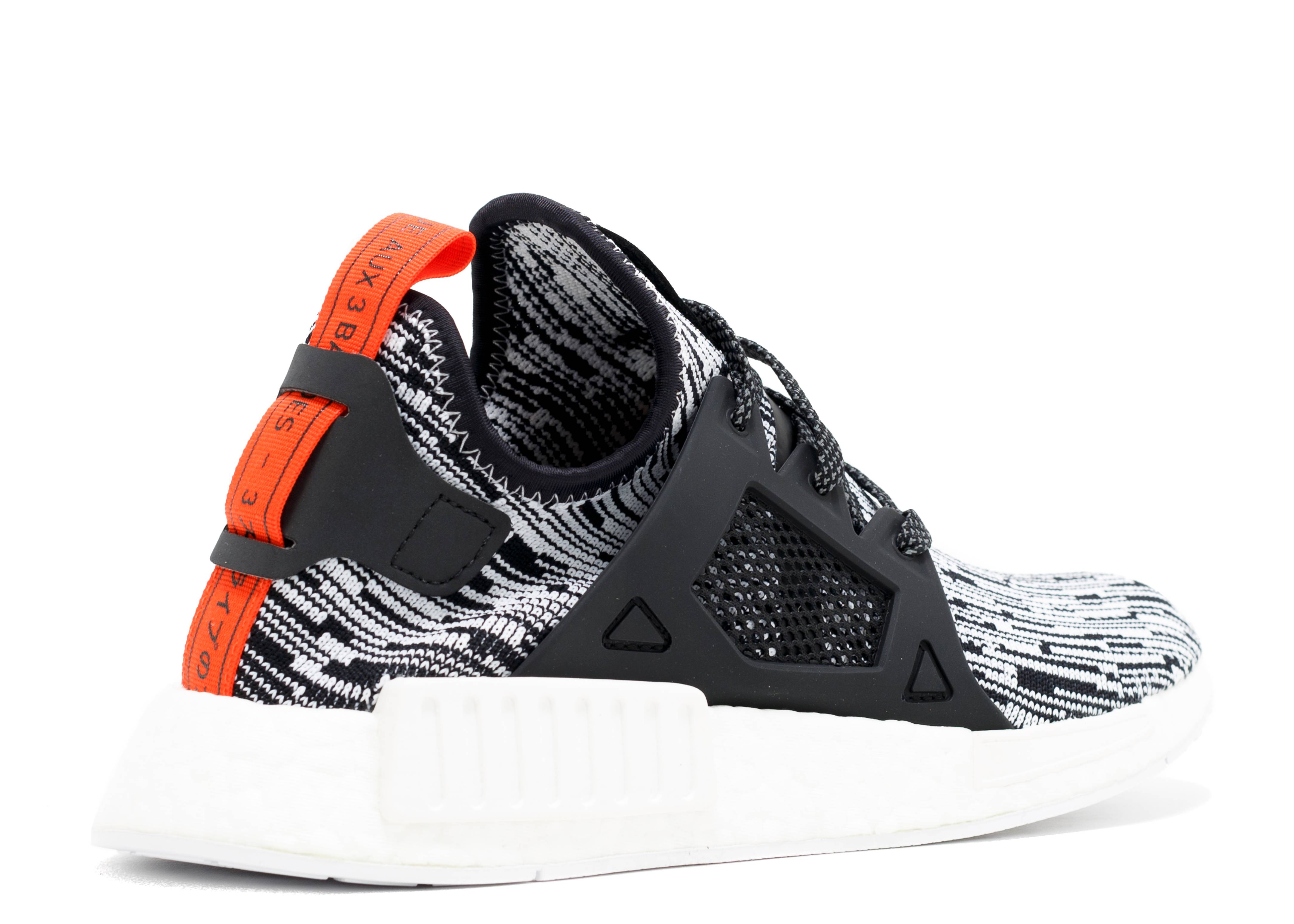 Cheap Adidas NMD_XR1 PK OG Core Black Blue Red Primeknit BY1909 DS
