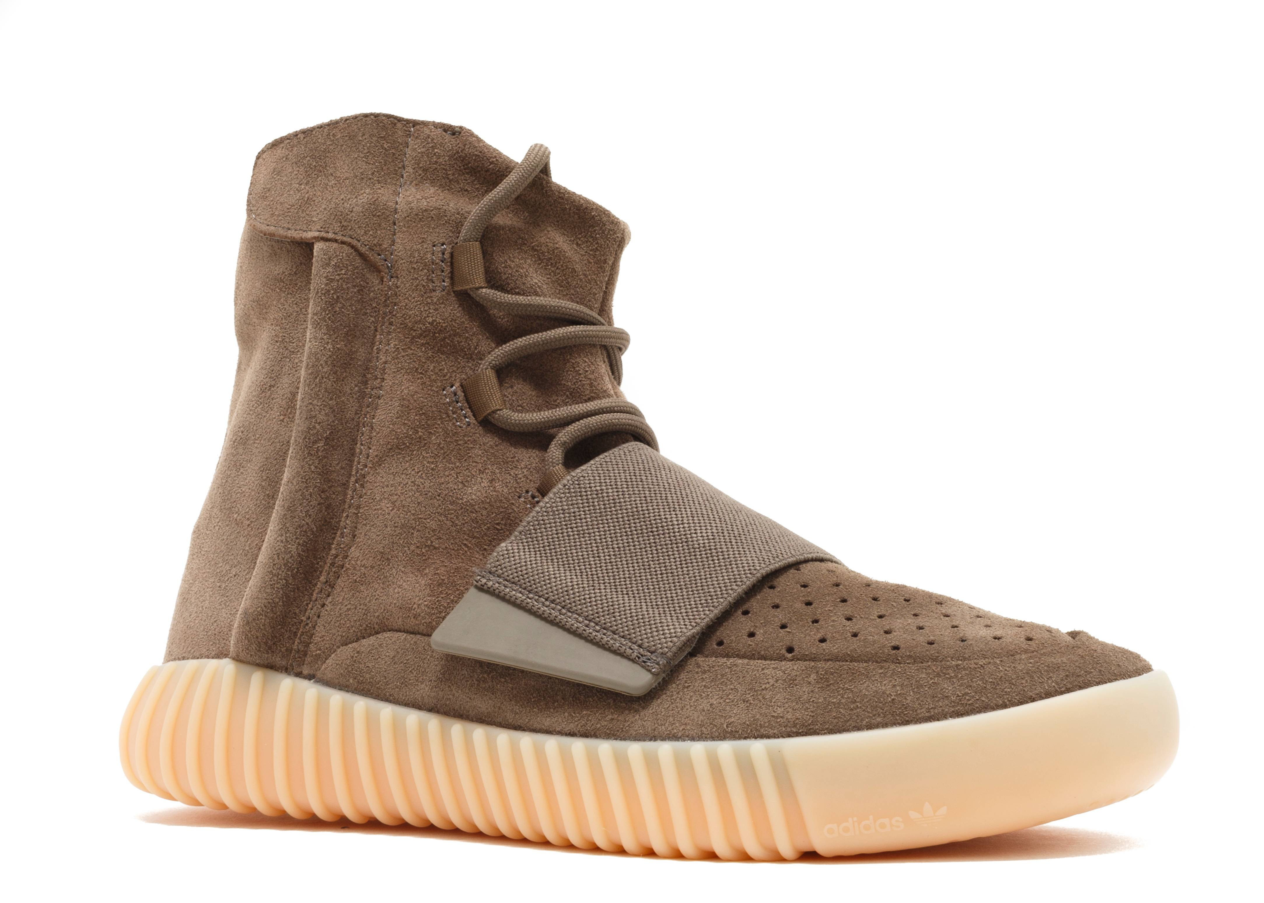 Yeezy Boost 750 >> Yeezy Boost 750 - Adidas - by2456 - lbrown/lbrown/gum3 | Flight Club
