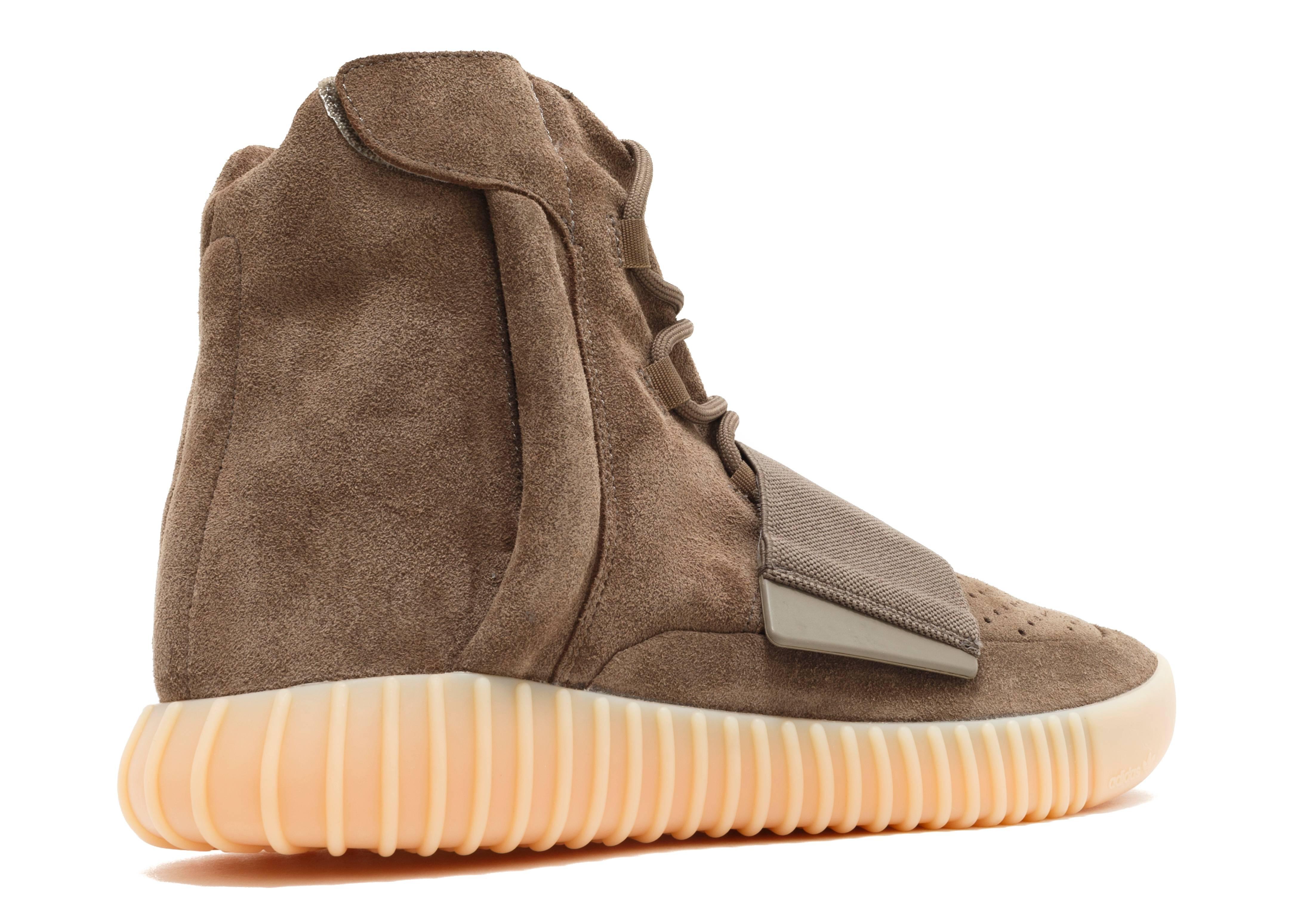 8c74d633cdd67 Adidas Yeezy Boost 750 Light Brown Gum (Chocolate) - 3