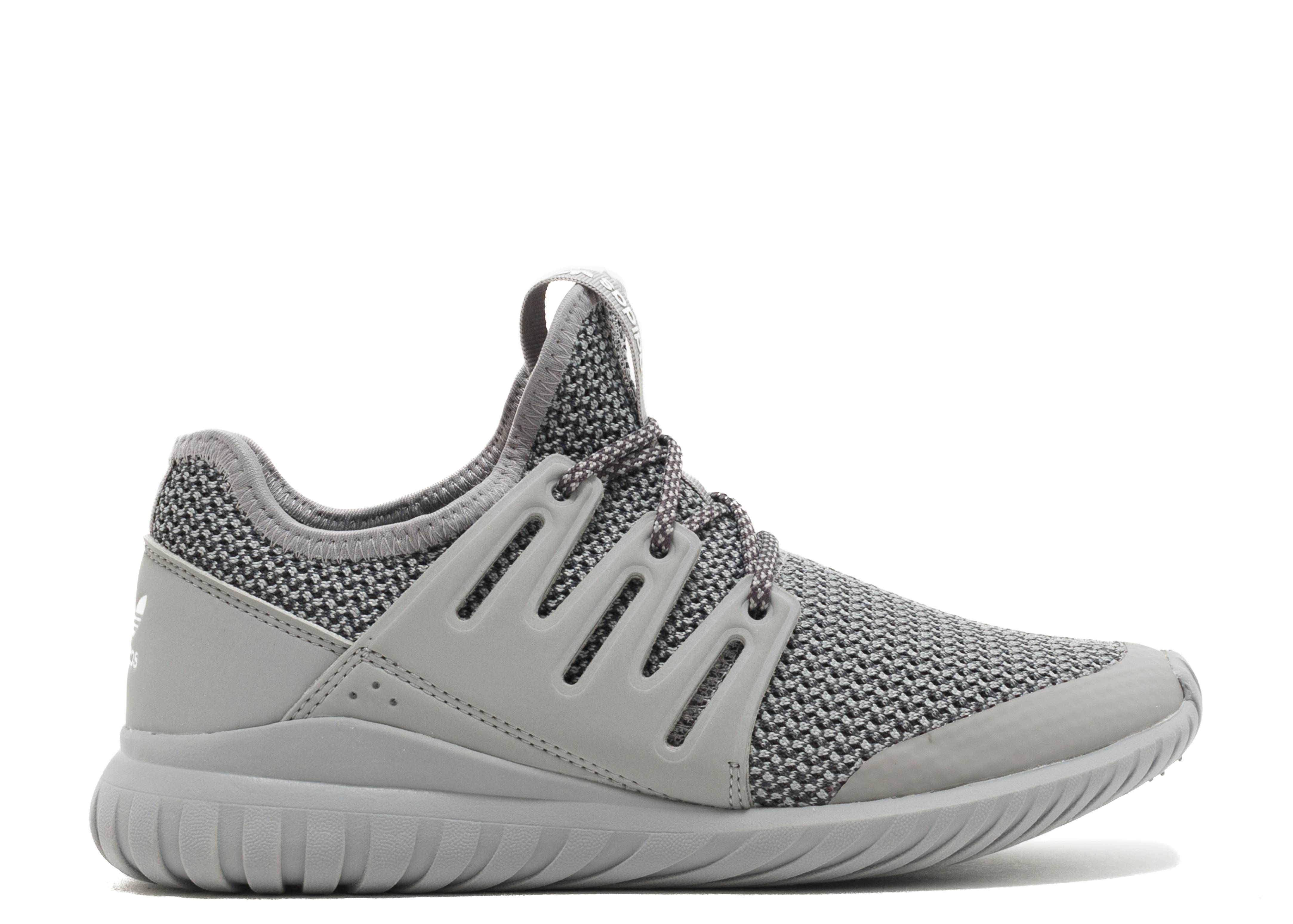 tubular radial j (gs)
