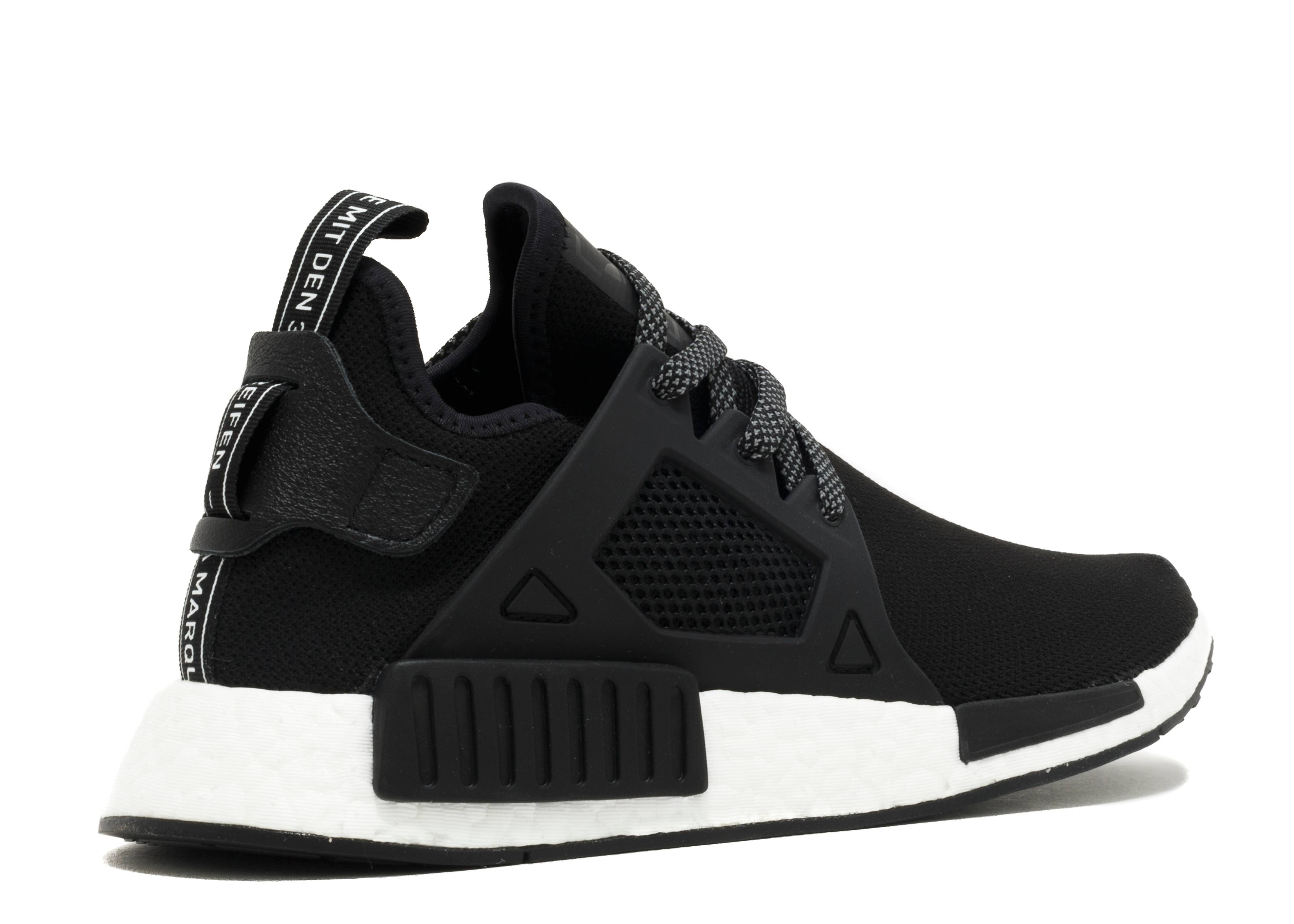 New Adidas NMD XR1 PK Primeknit Men's Shoes (Oreo) Size 9