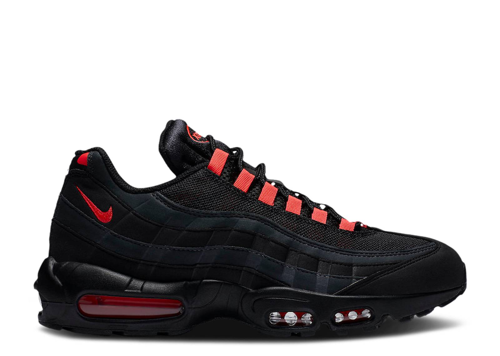 air max 95 rouge noir
