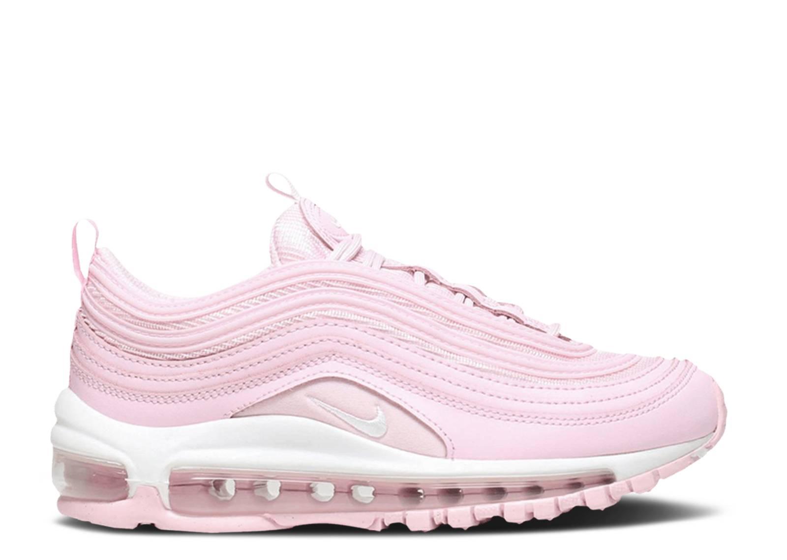 Air Max 97 GS 'Pink Foam' - Nike - CT6387 600 - pink foam/white ...