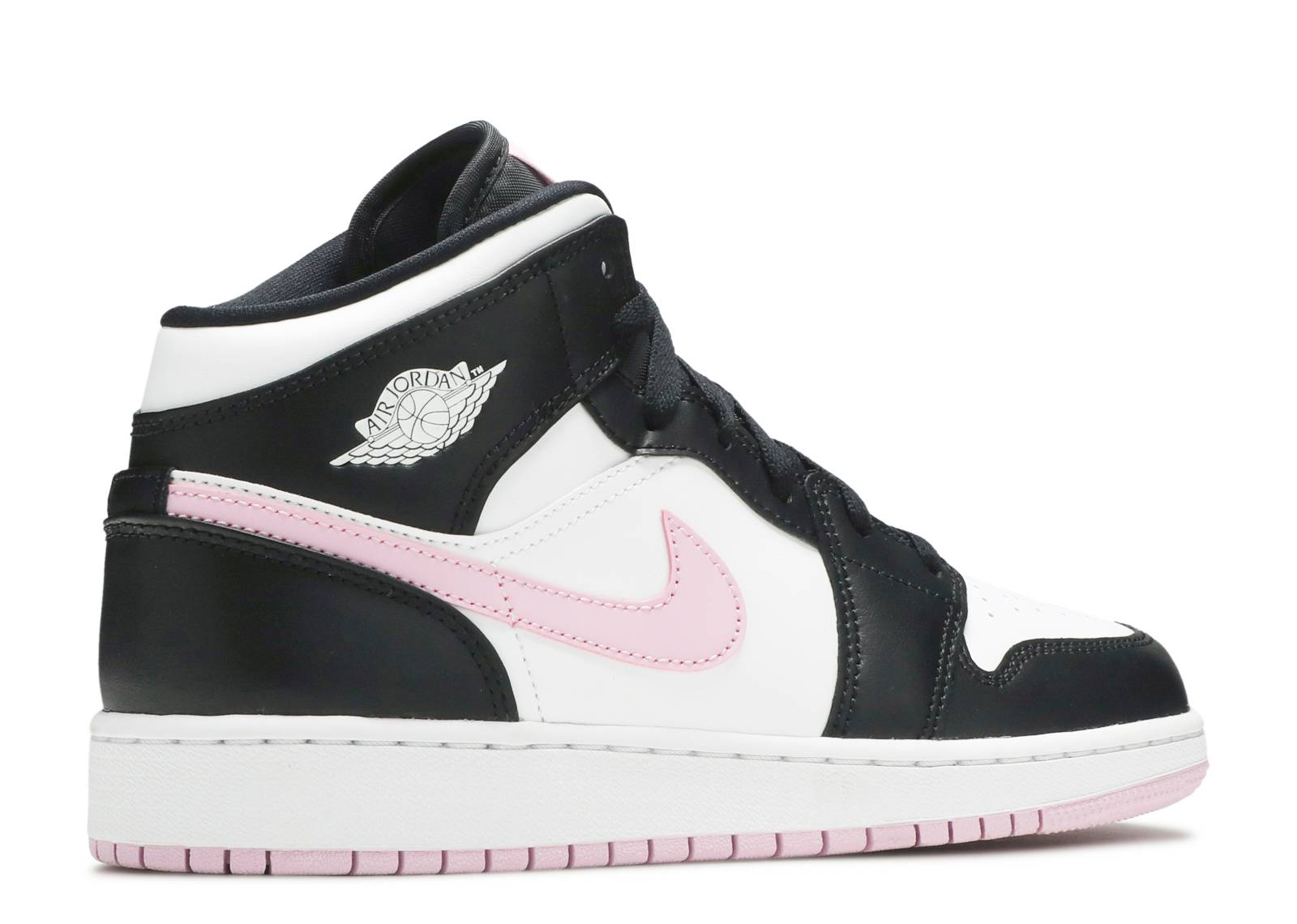 air jordan 1 mid gs light