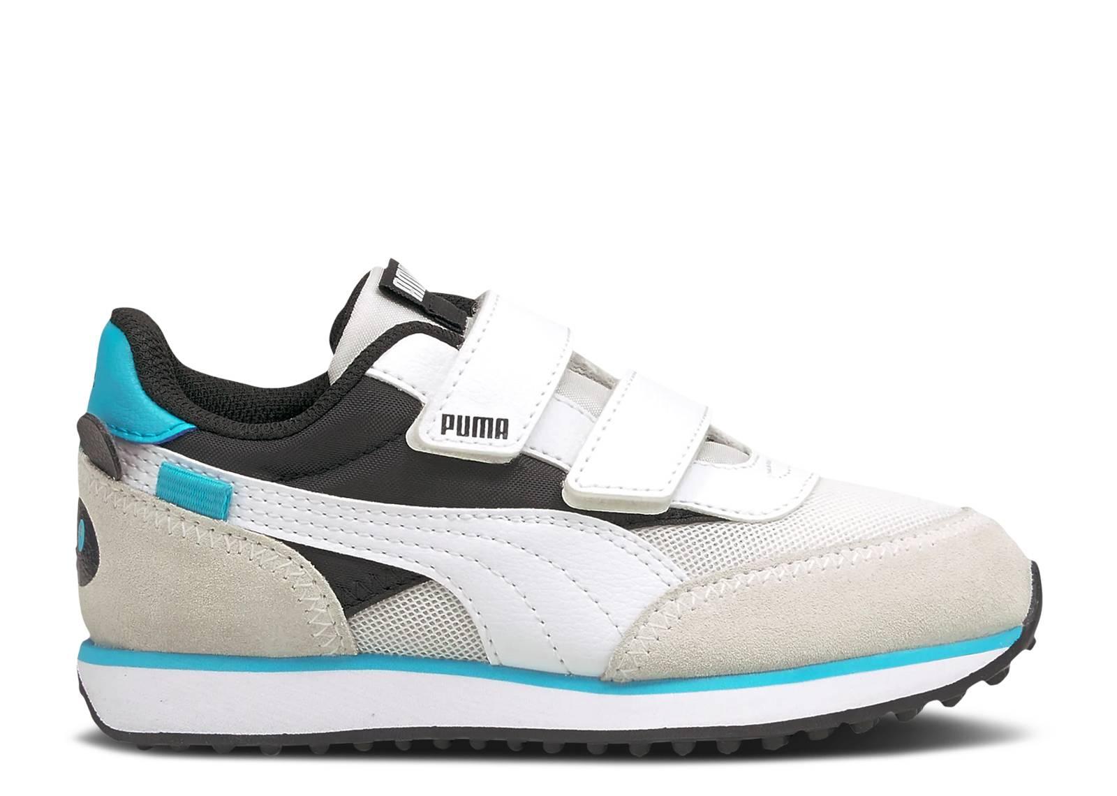 Future Rider Jr 'Animals Panda' - Puma - 368741 02 - black/white ...