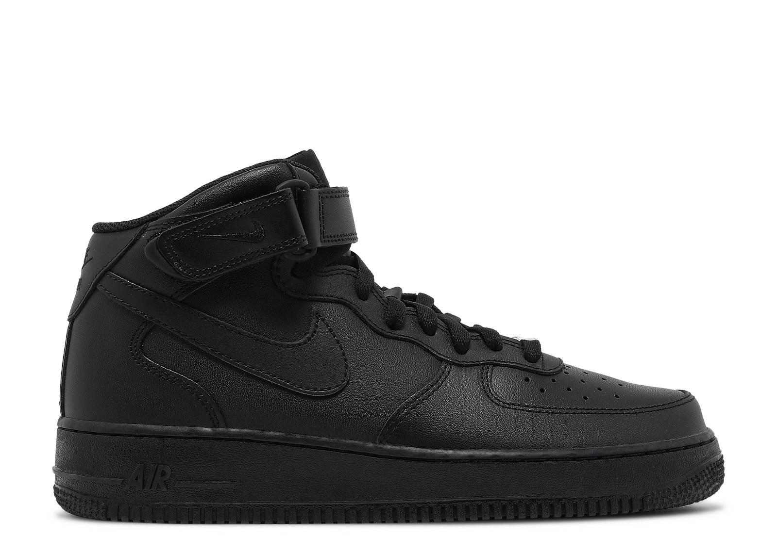Nike Air Force 1 Mid Sneakers   Flight Club