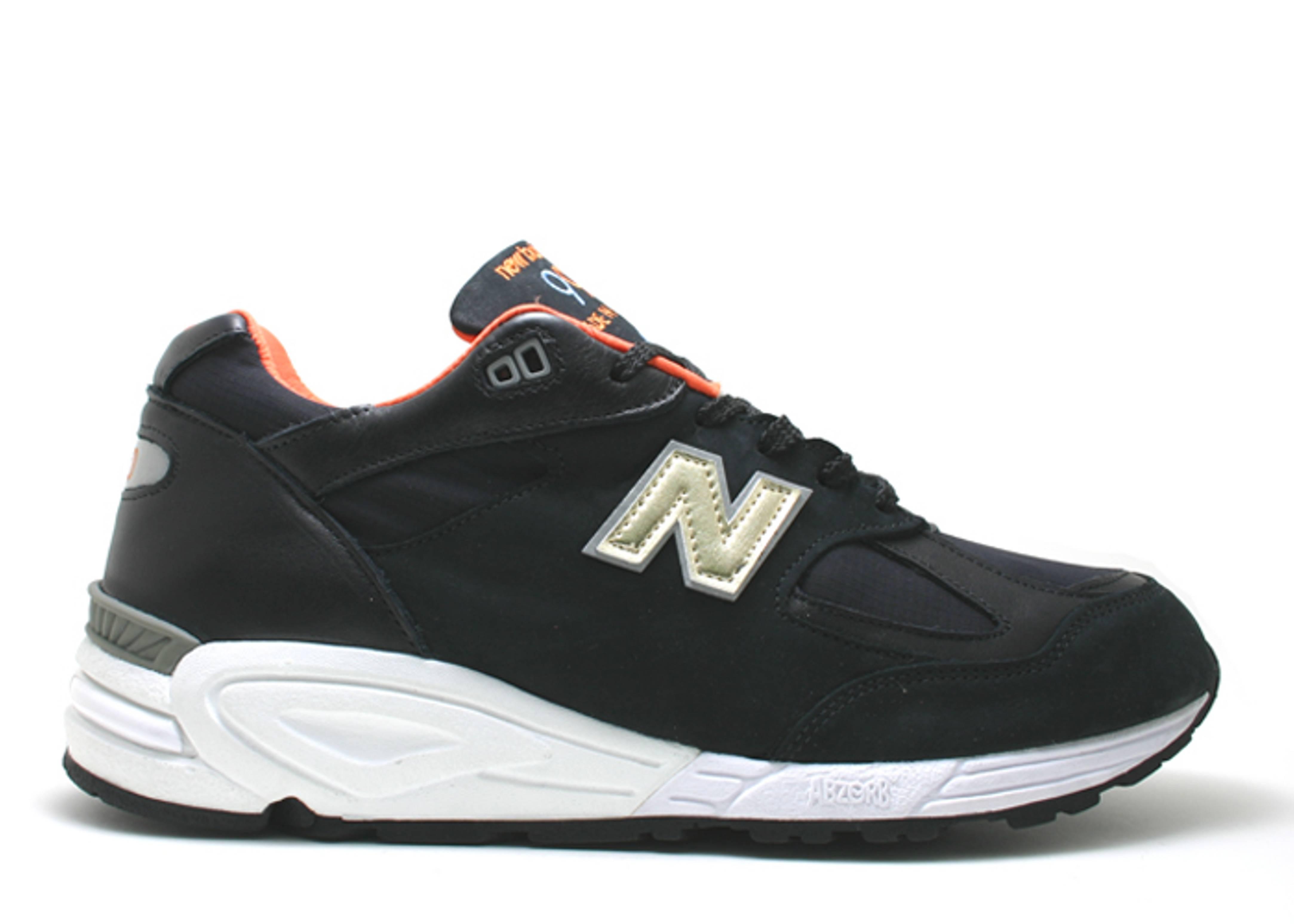 jaula no relacionado maximizar  M990Hsn 'Hanon Shop' - New Balance - M990HSN - black/orange   Flight Club