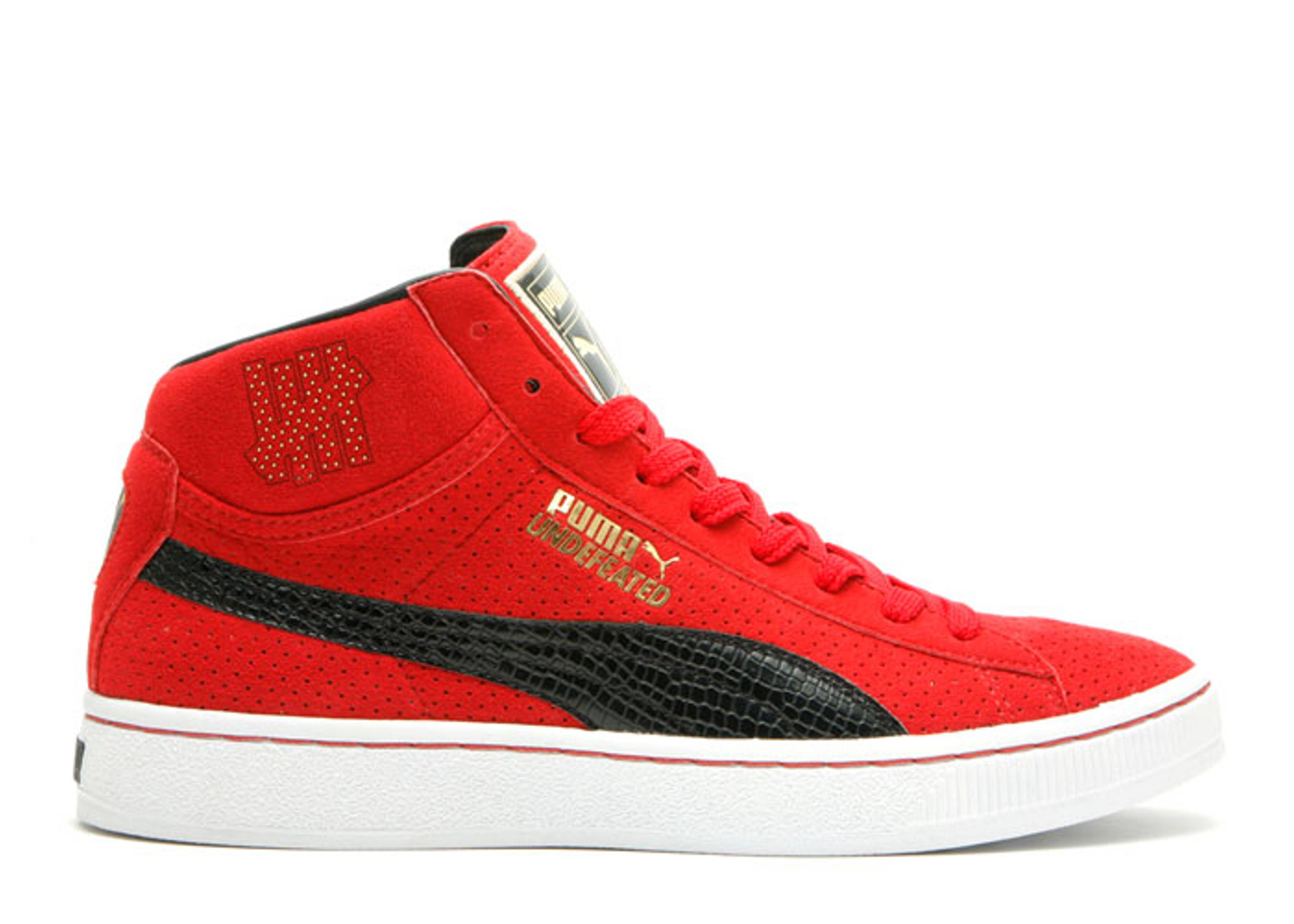 """undftd mid """"undefeated"""""""