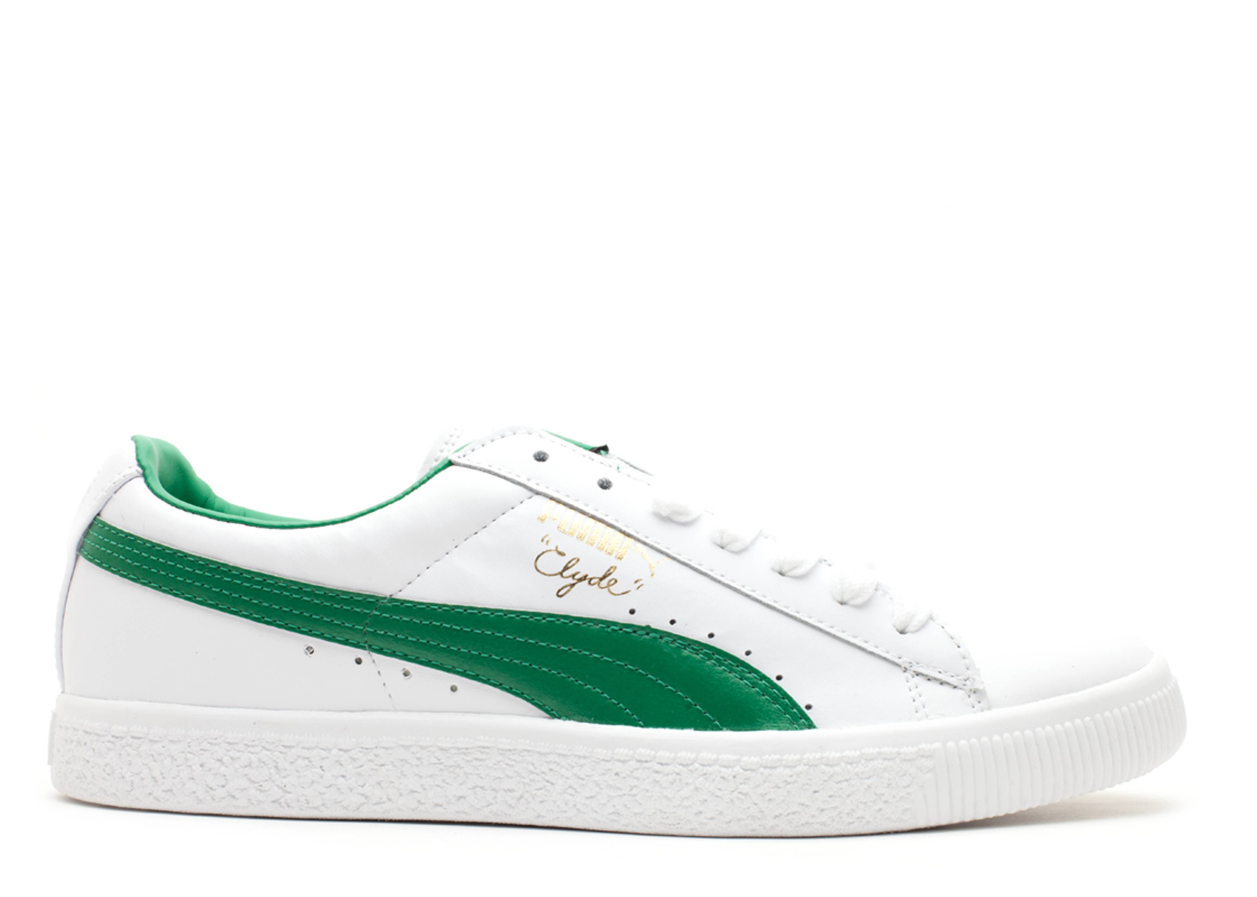 hot sale online d008f aa789 Clyde Leather Fs - Puma - 35277301 - white/amazon   Flight Club