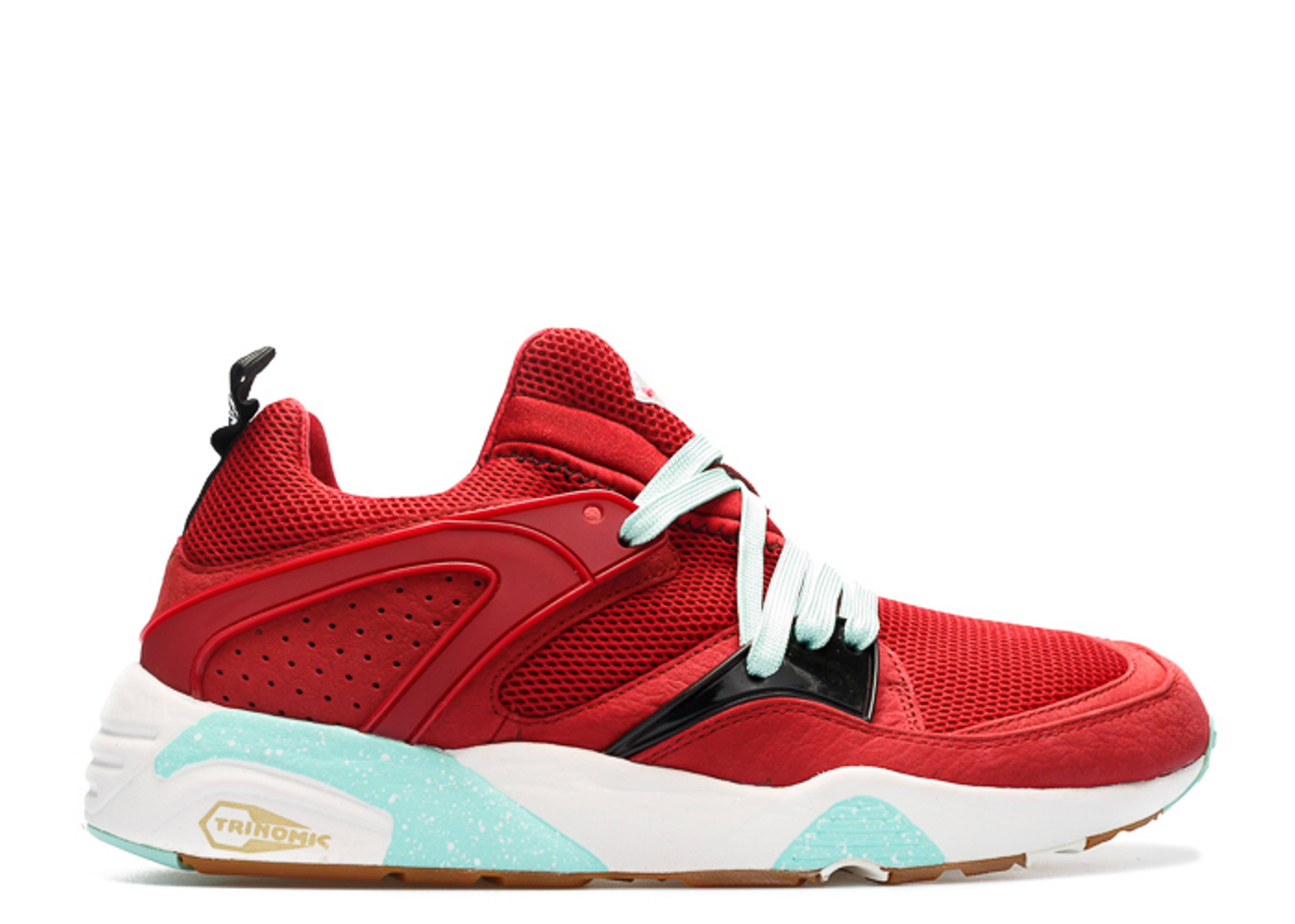 puma trinomic r698 sneakers heren wit paars geel 2 116126 puma trinomic r698  43 puma trinomic bloodbath rio red beach glass . 6d1427e81
