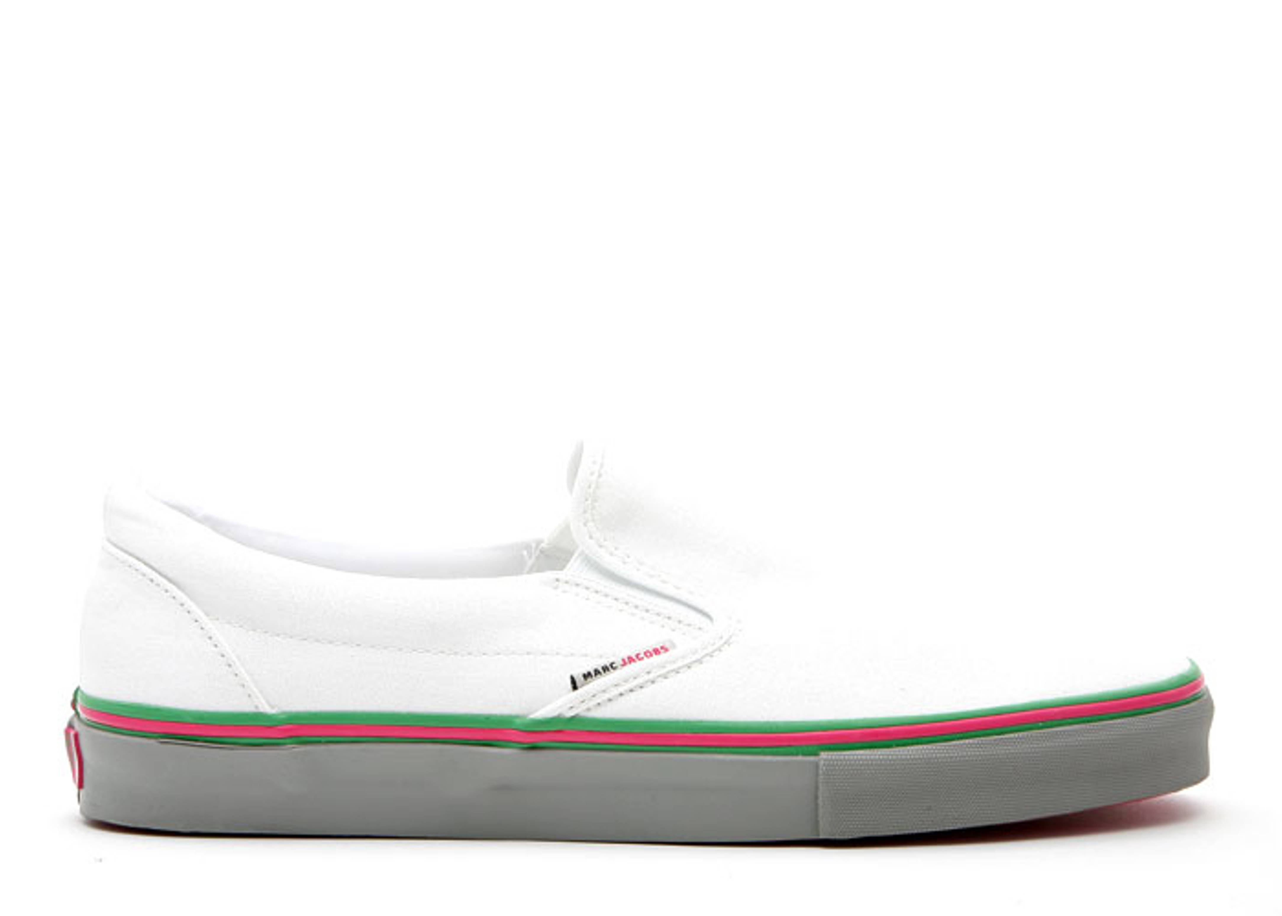 "classic slip on lx ""marc jacobs"""