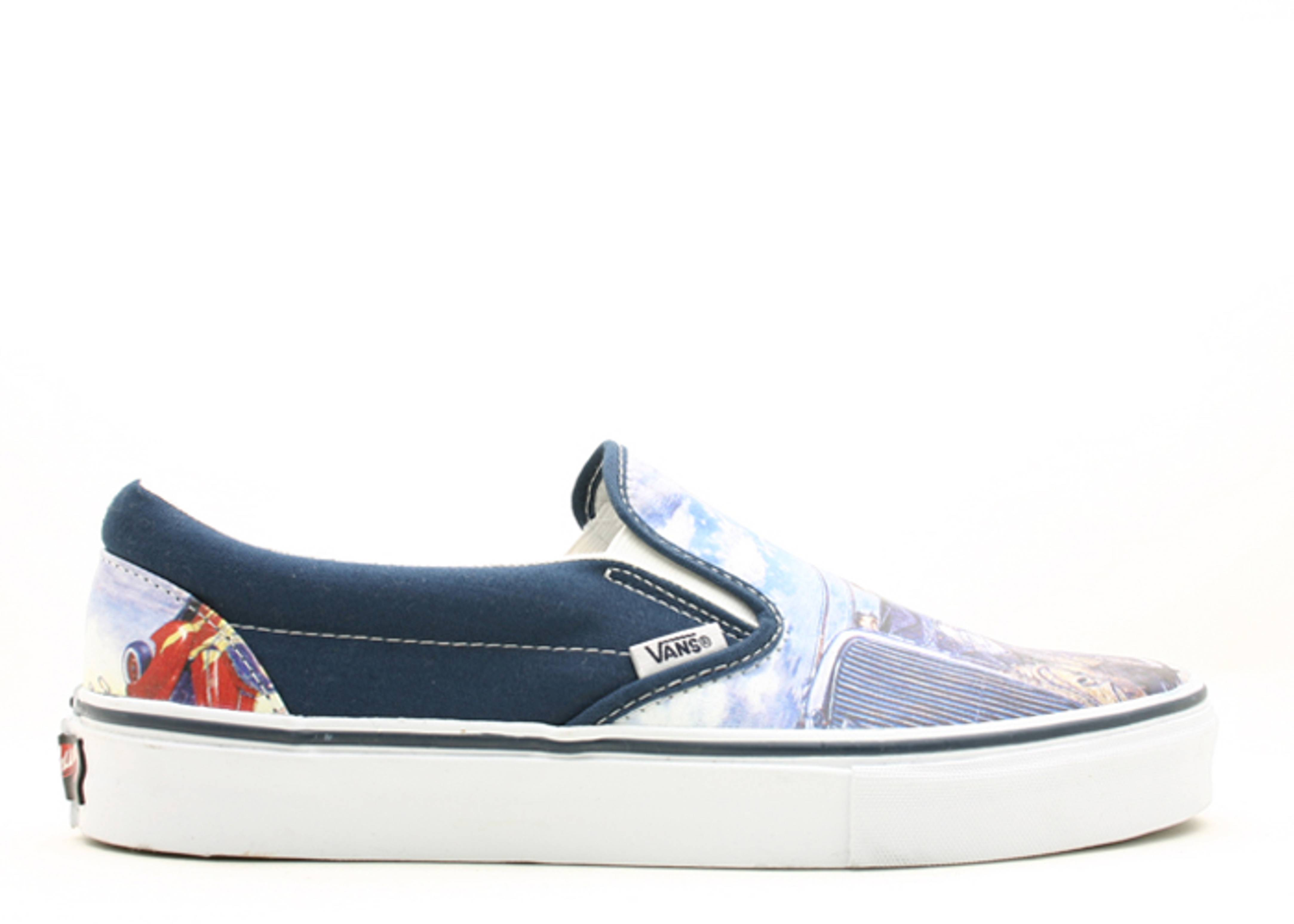 "classic slip on lx ""robert williams"""