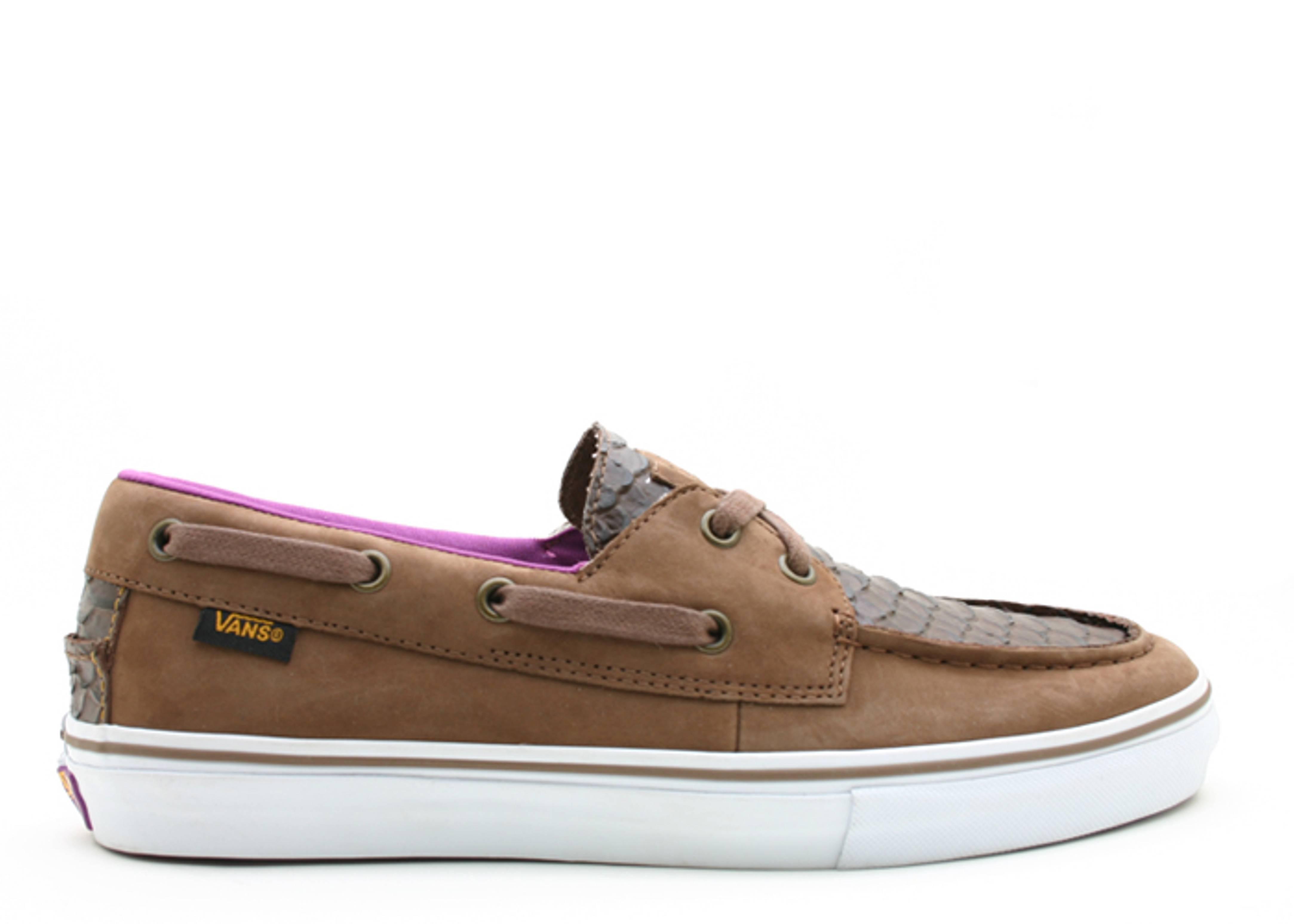 zapato del barco lx