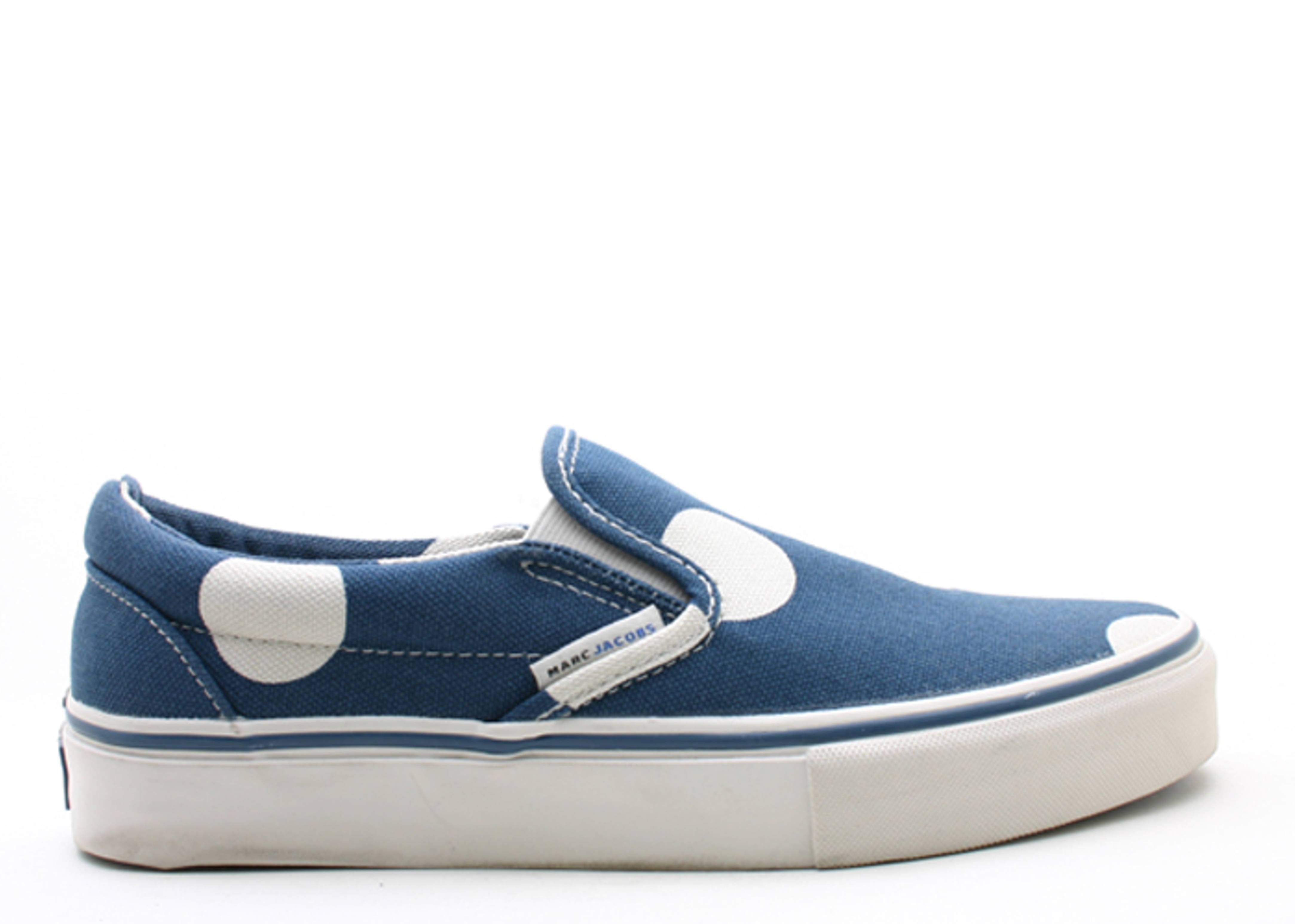 "cls. slip-on lx ""marc jacobs"""