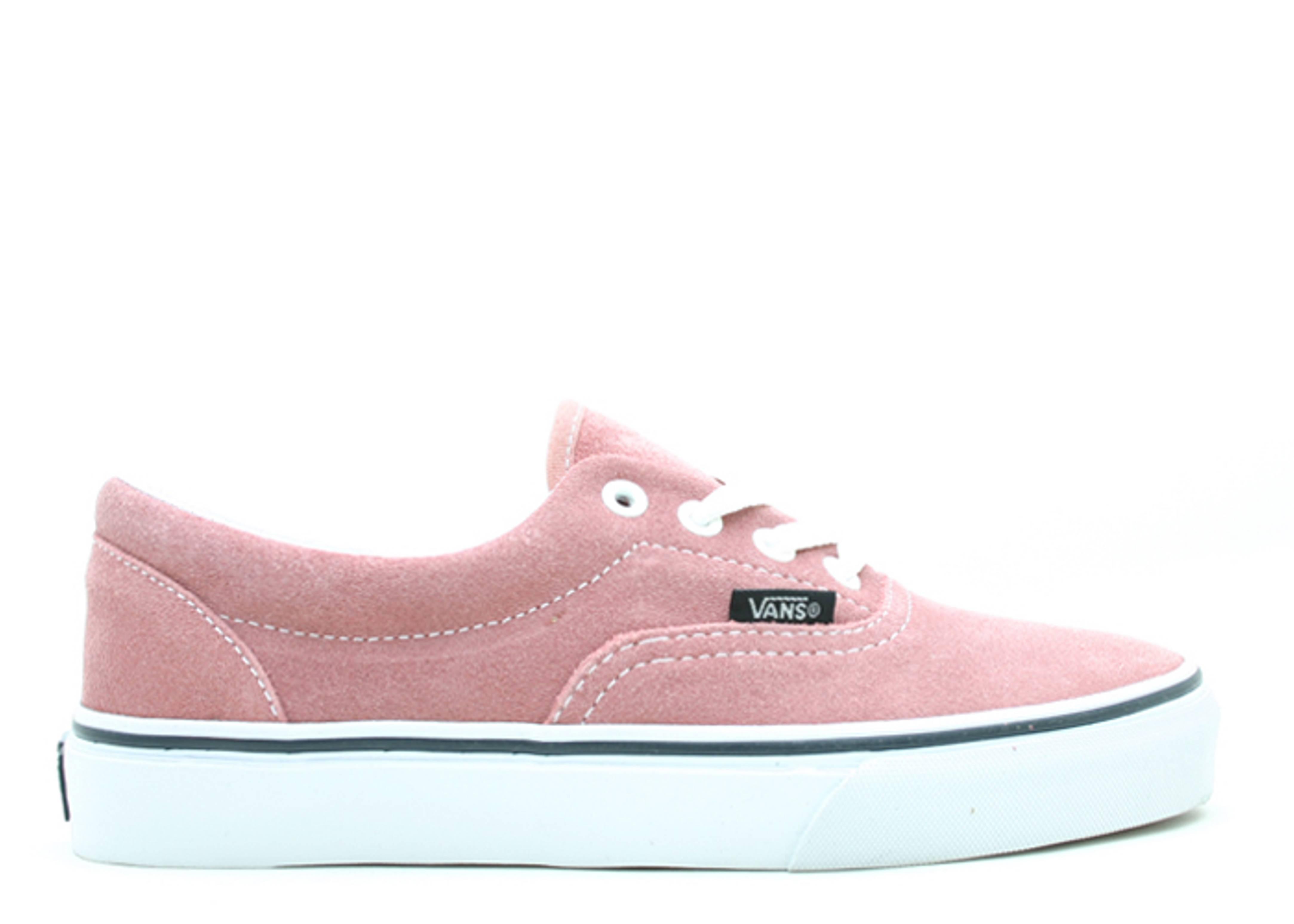 dusty pink vans