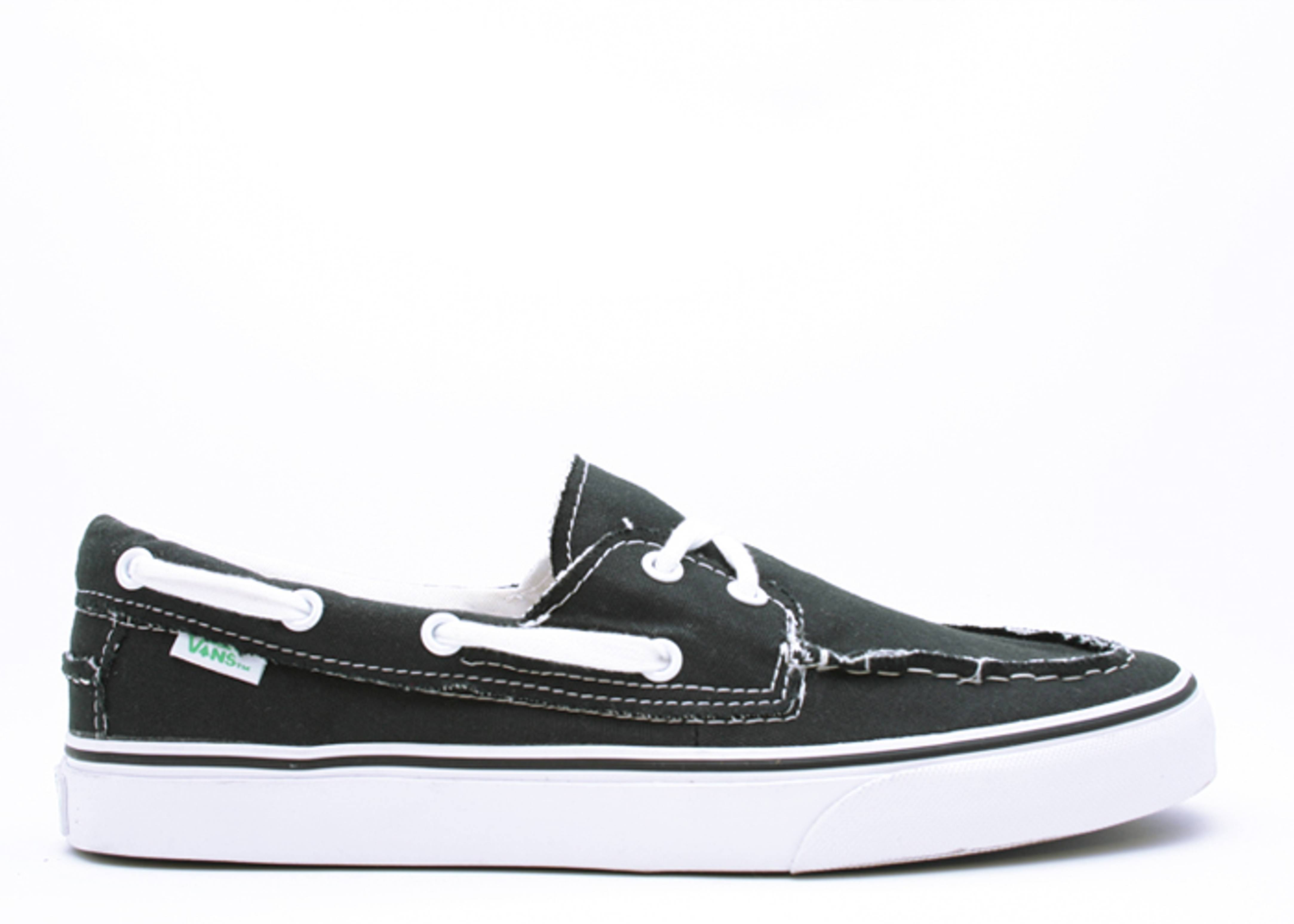 zapato del barco