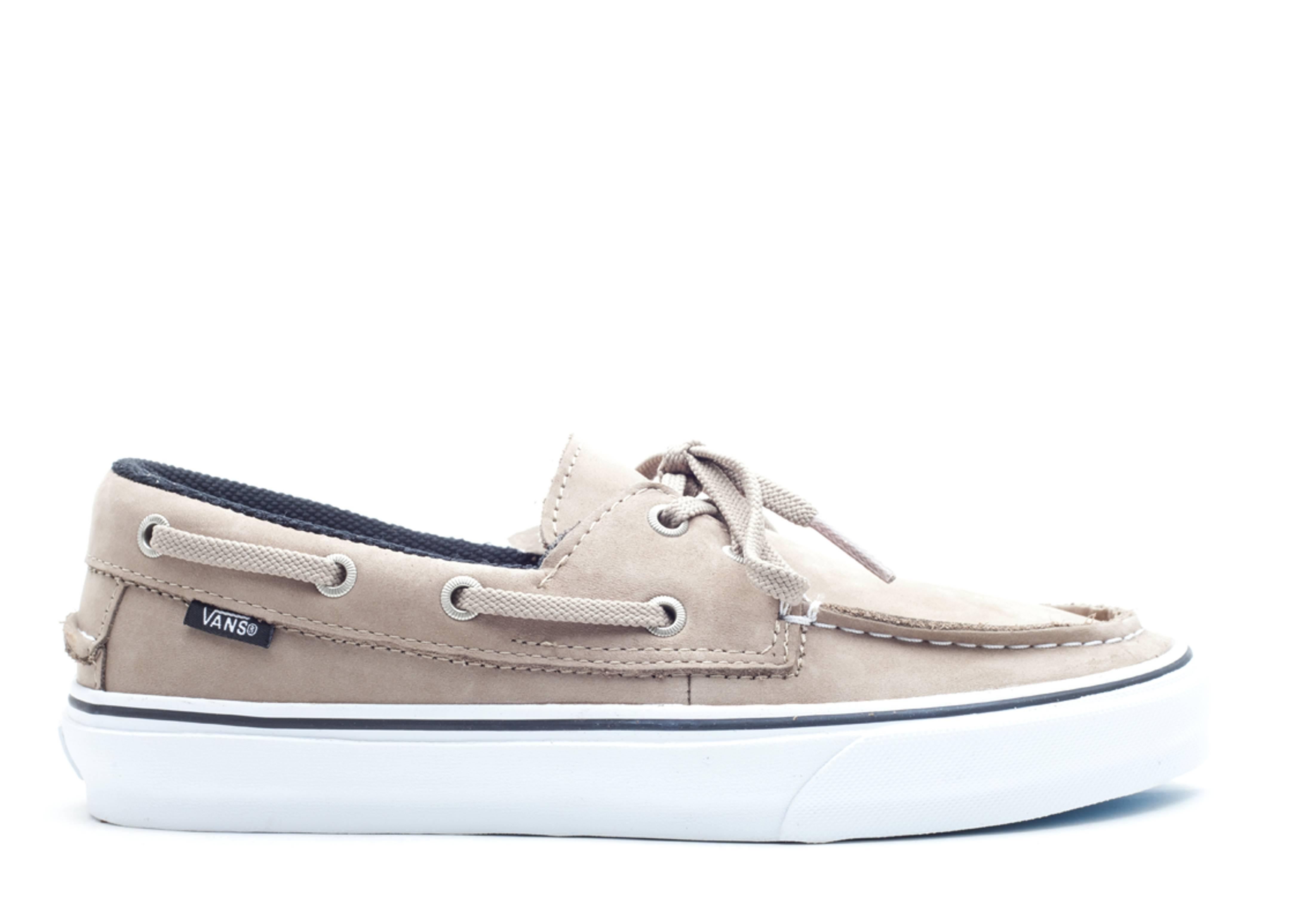 zapato del barco ca