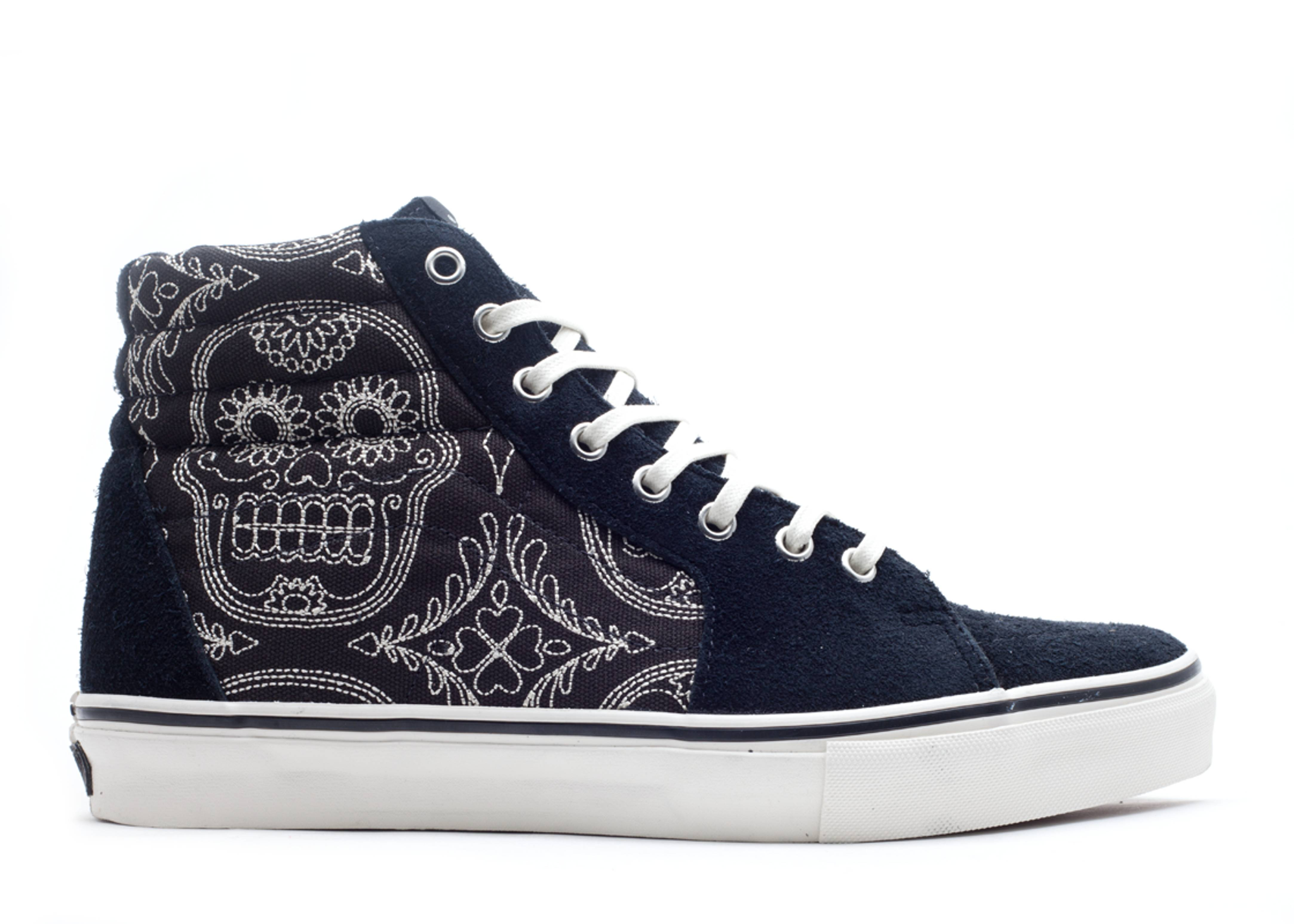 """sk8-hi lx """"day of the dead"""""""