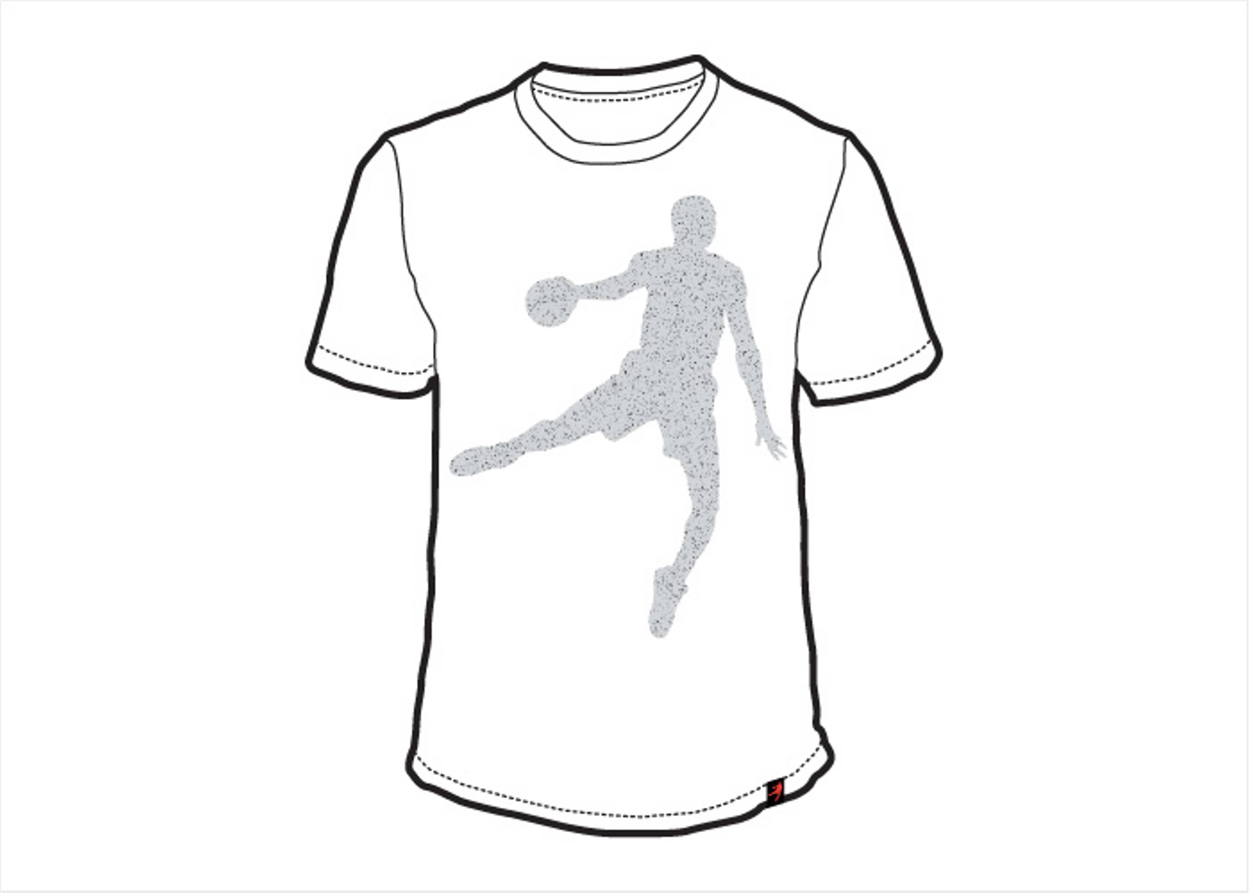 textured hangtime shirt