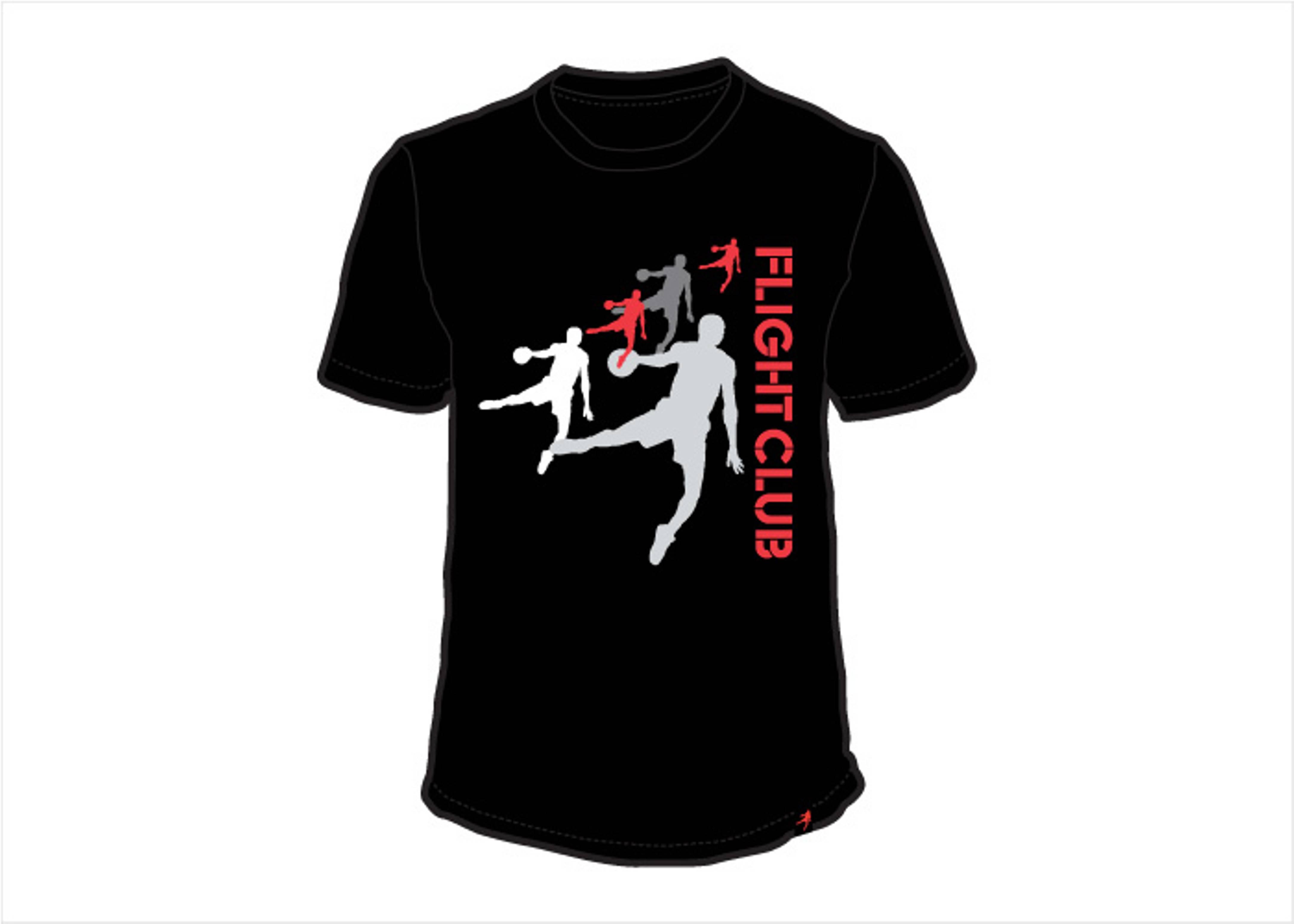 hangtime club t-shirt