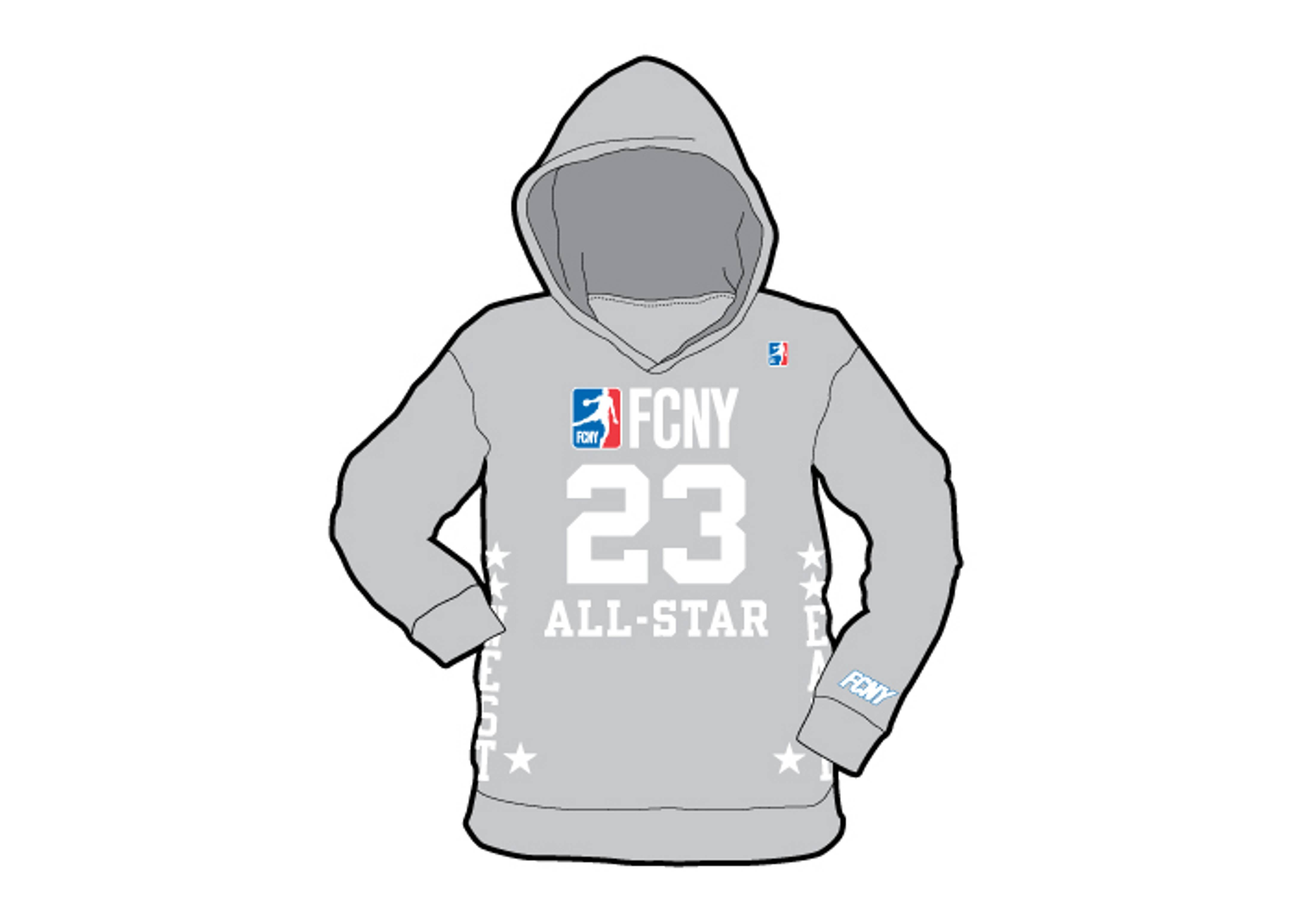 "all-star hybrid pack ""east/west"""