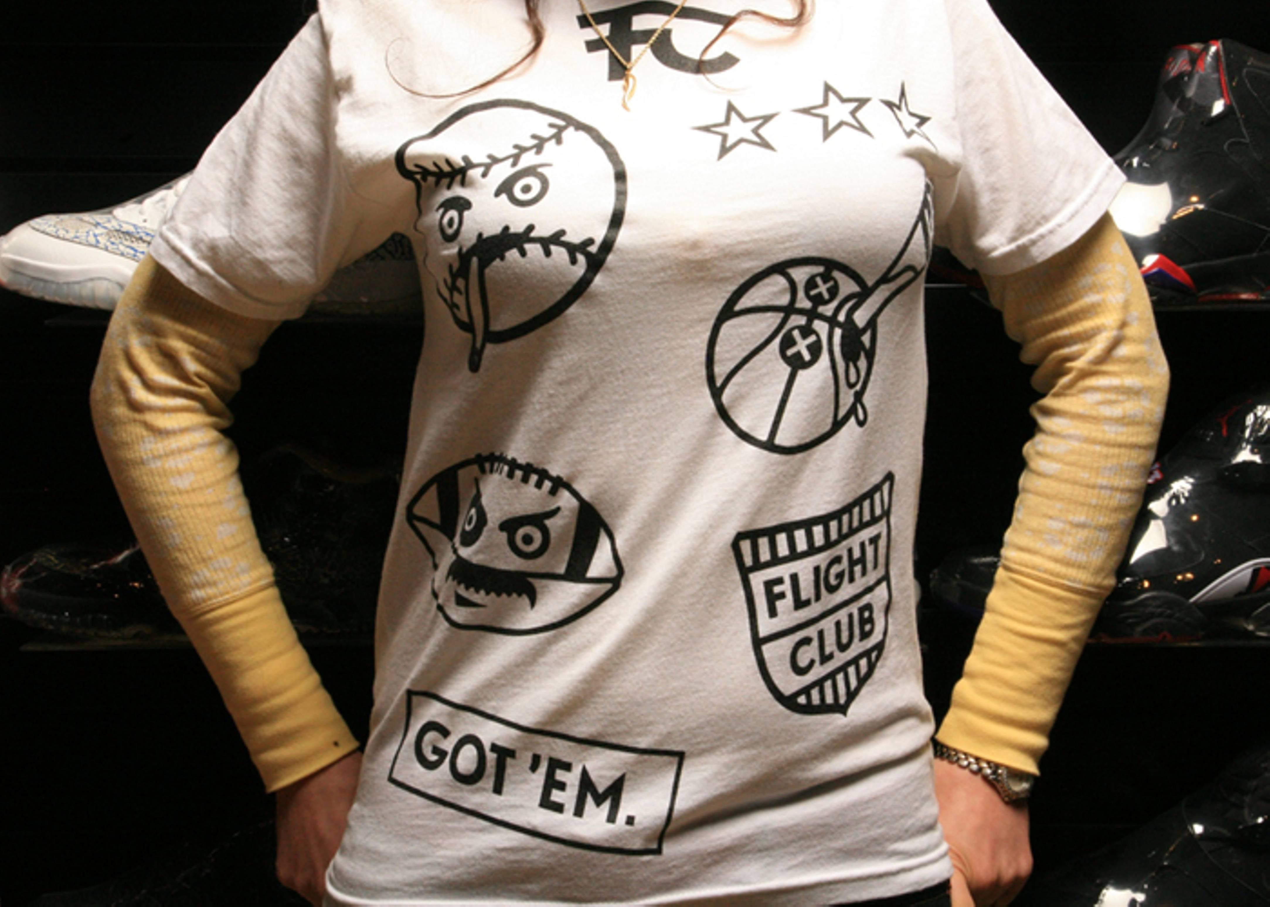 ballbusters t-shirt