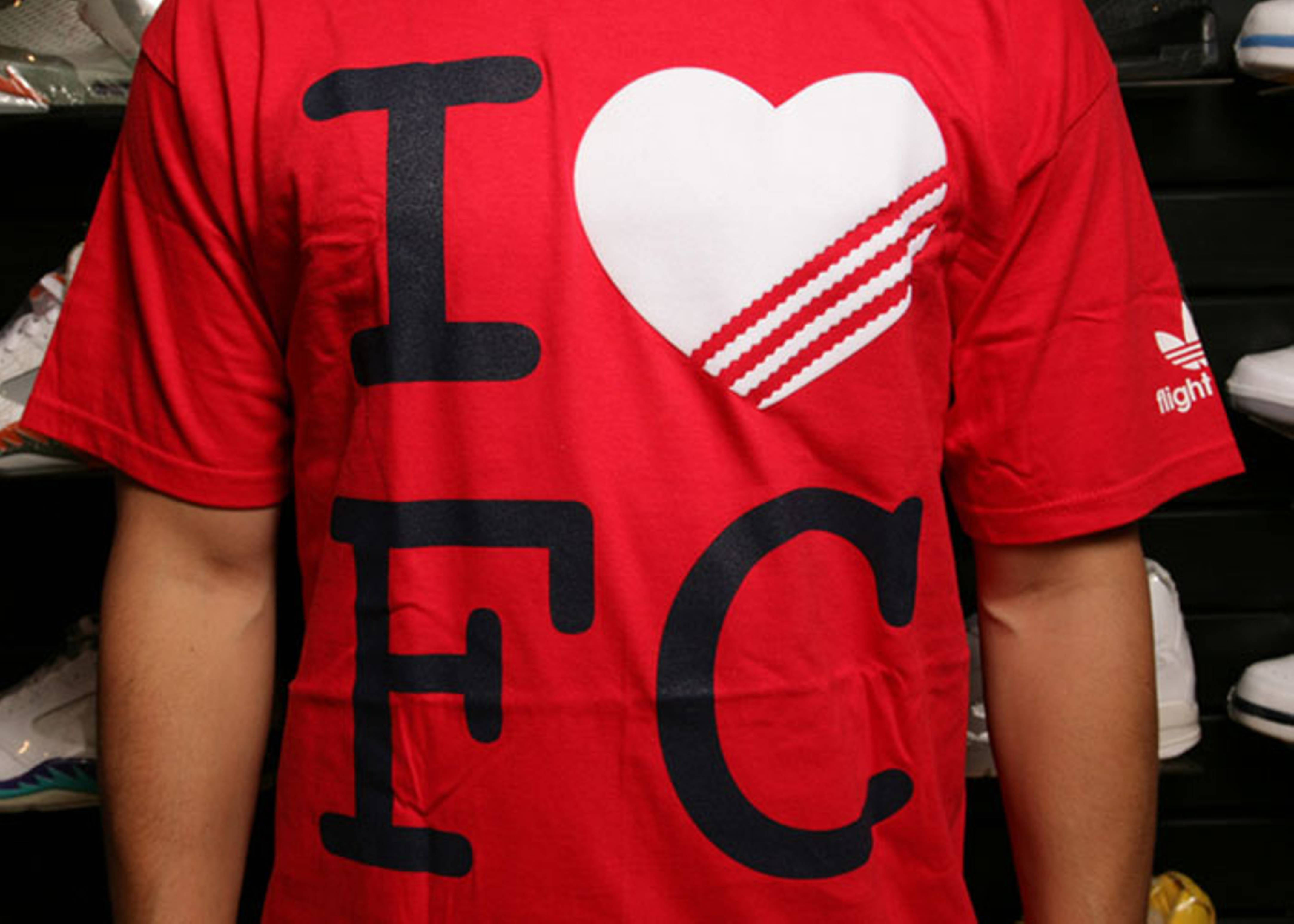 "adidas loves fc t shirt ""staten island"""