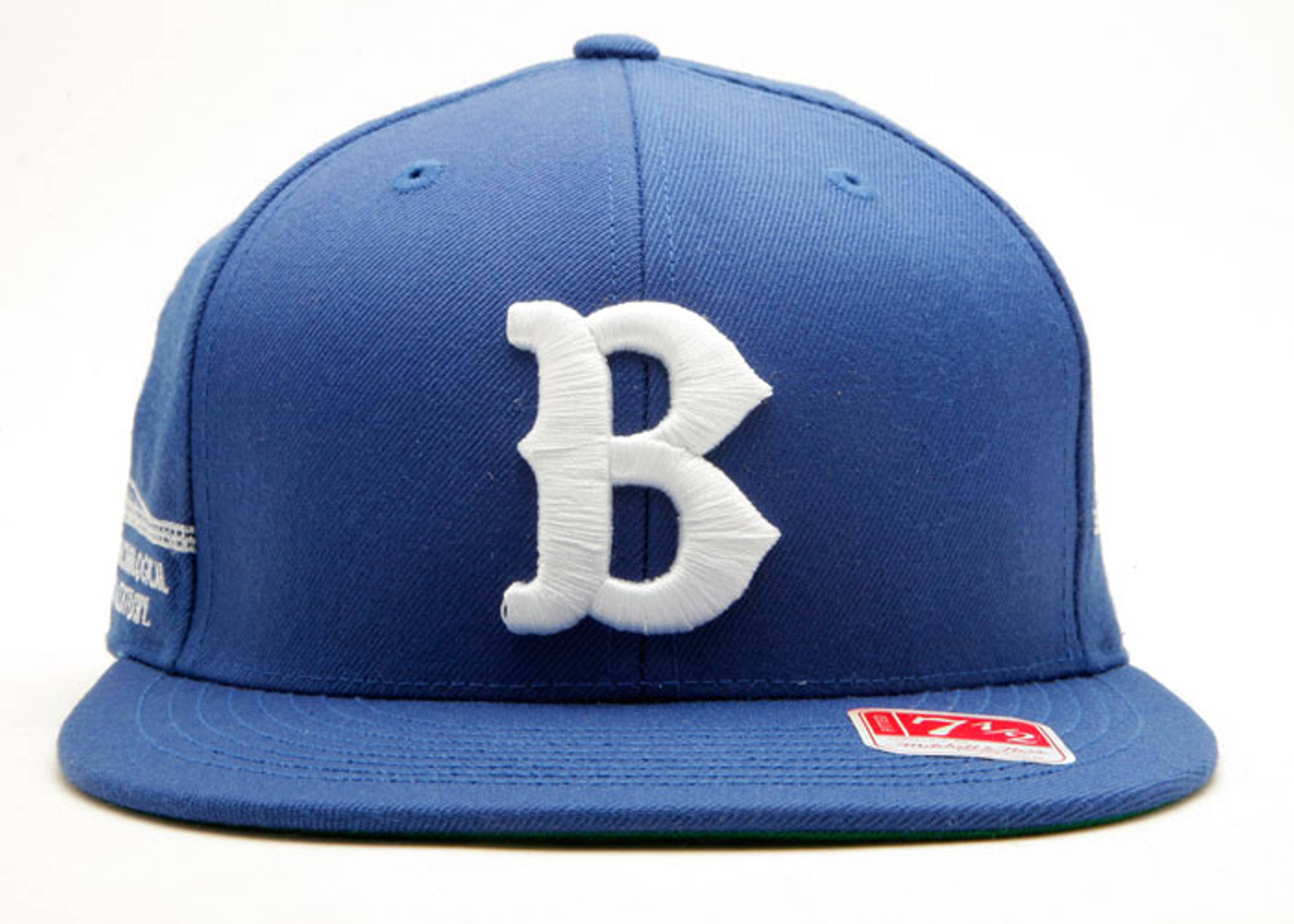 "fc x mitchell & ness fitted ""brooklyn"""