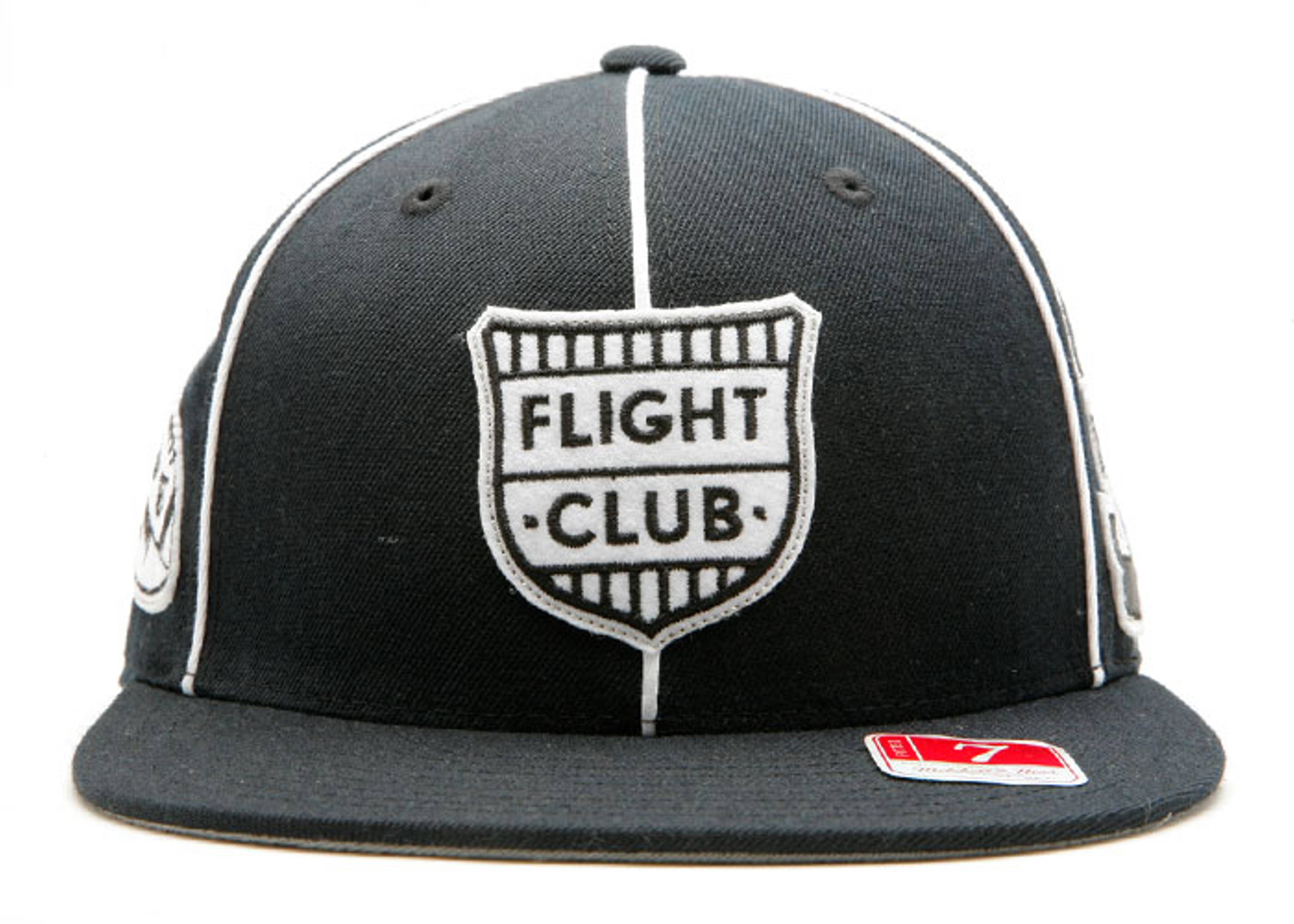 """fc x mitchell & ness fitted """"ballbusters"""""""
