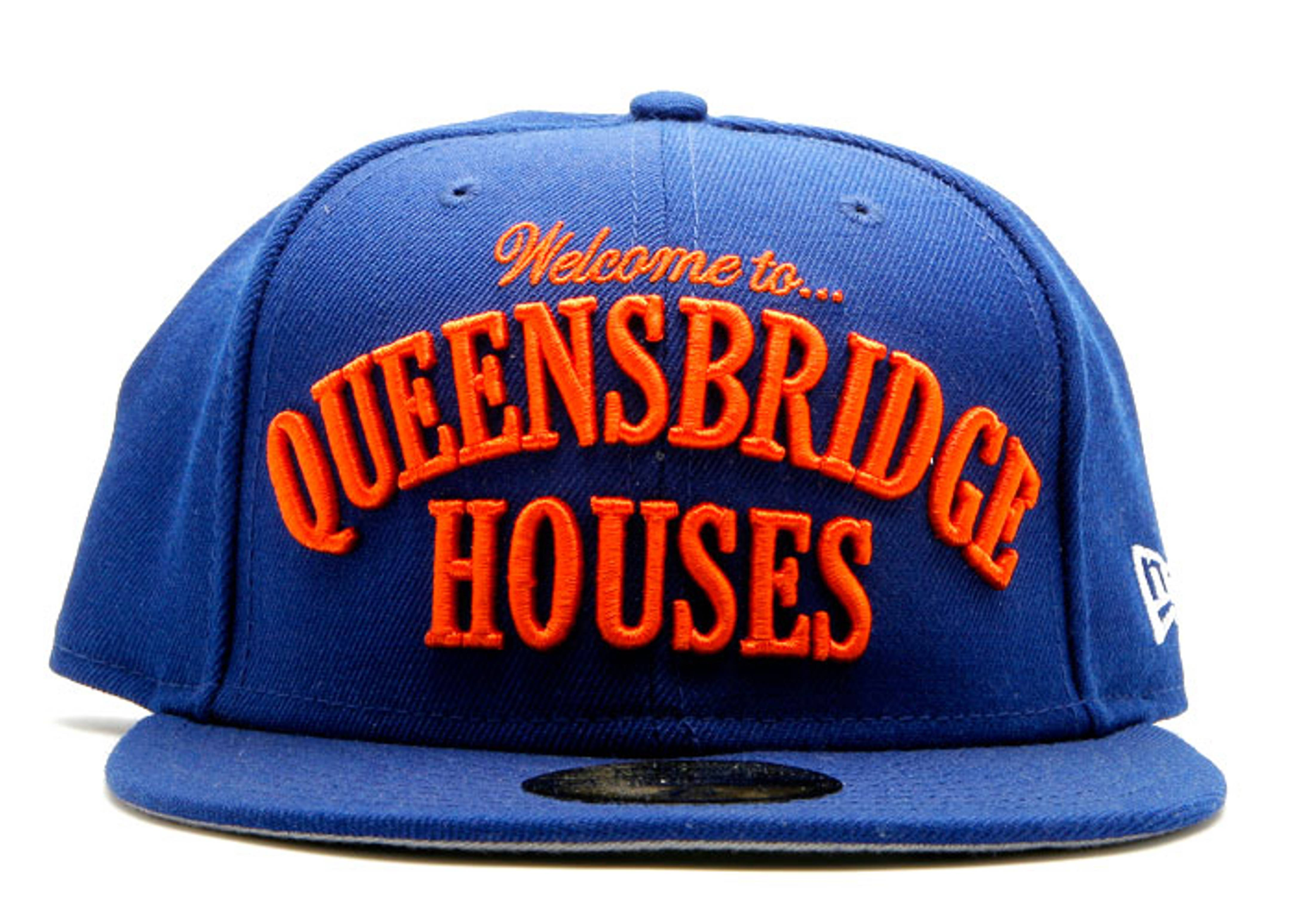 "new era fitted ""queensbridge houses"""