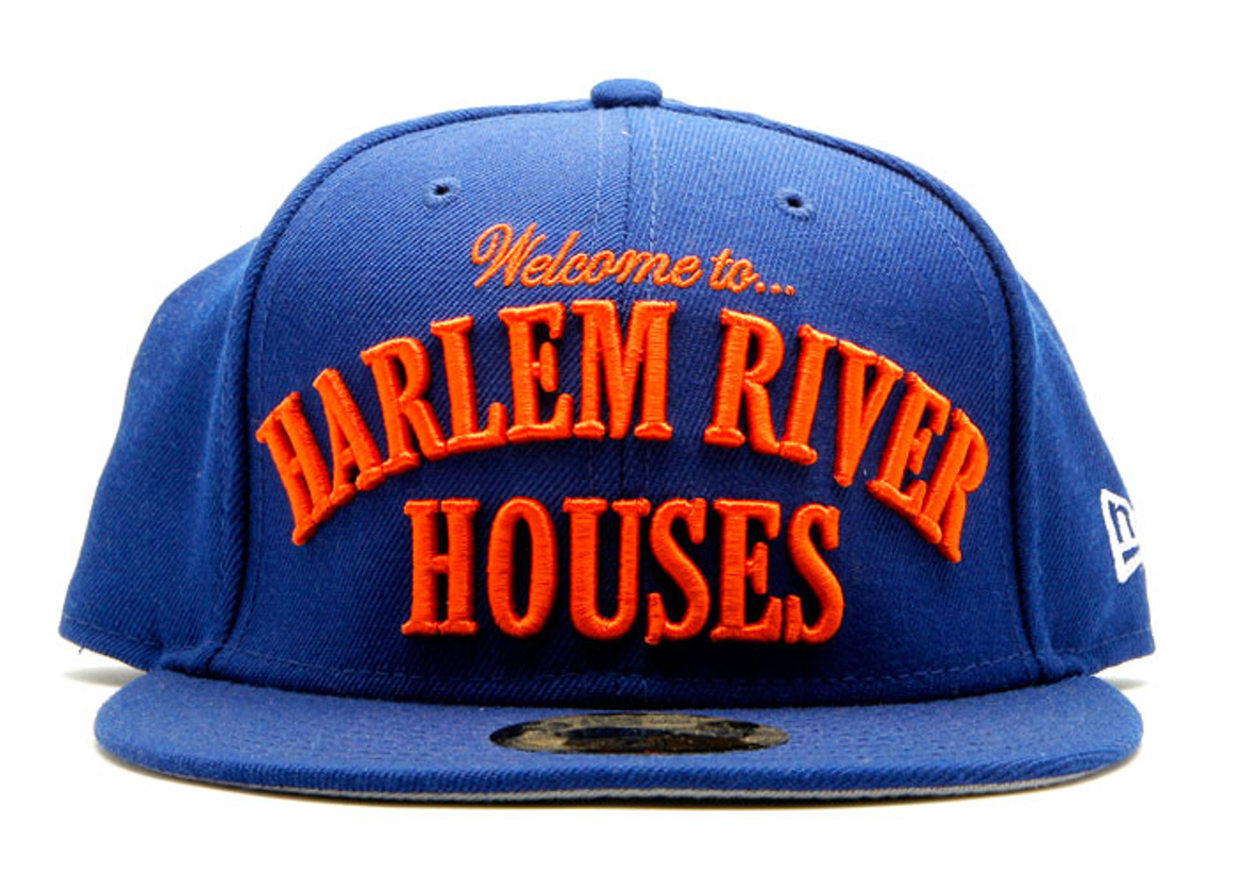 "new era fitted ""harlem river houses"""