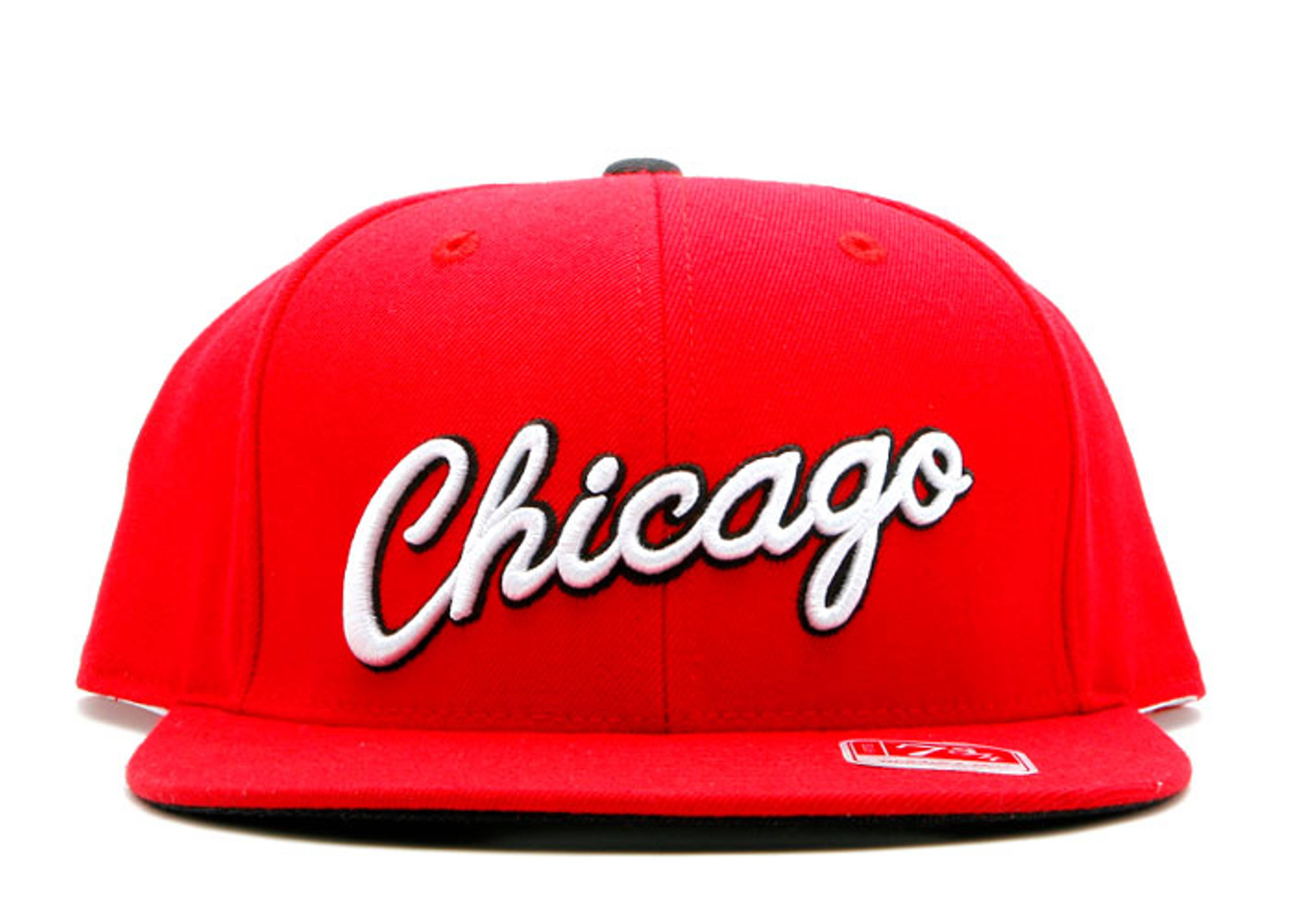 "chicago bulls fitted ""chicago"""