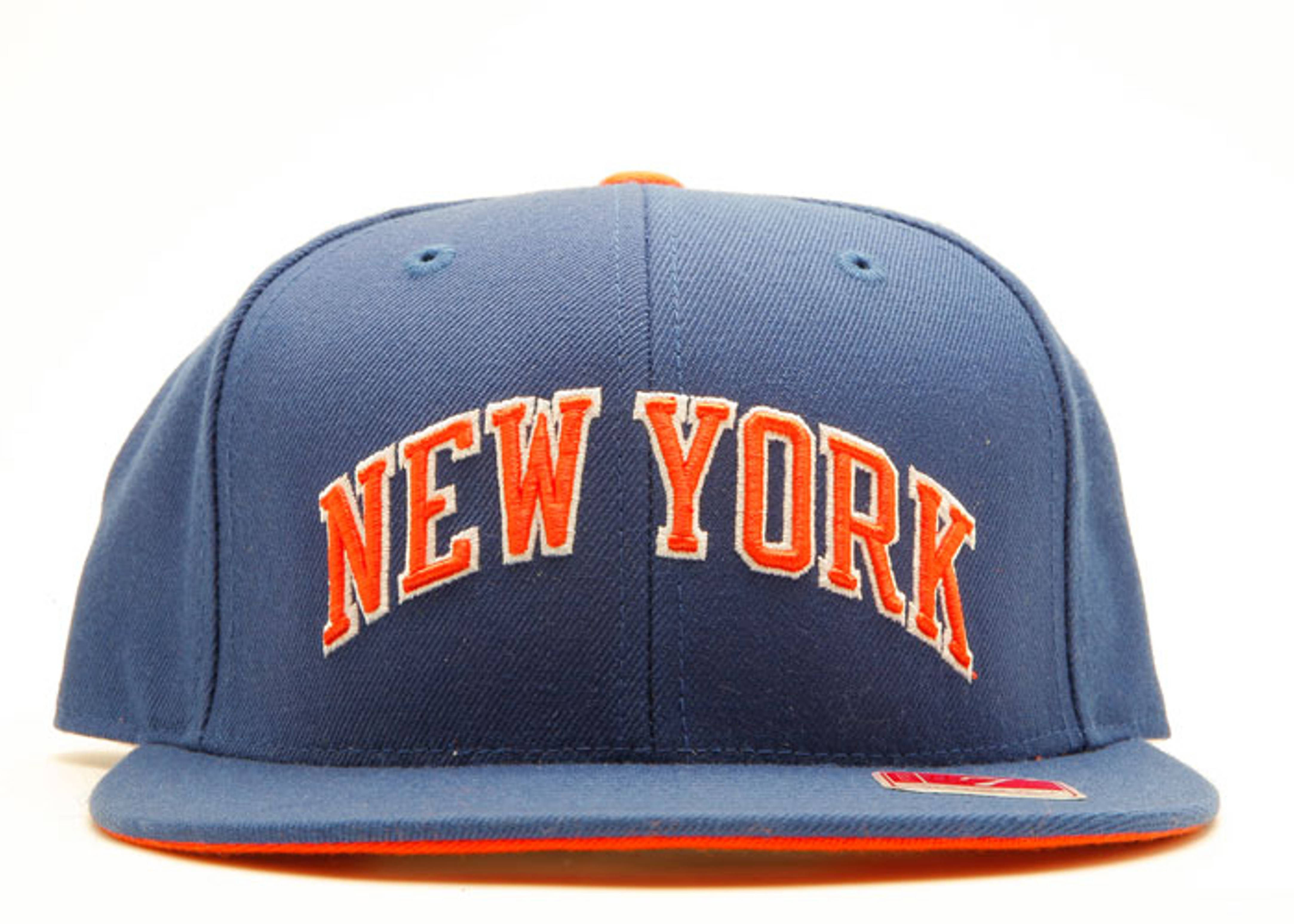"""new york knicks fitted """"new york"""""""