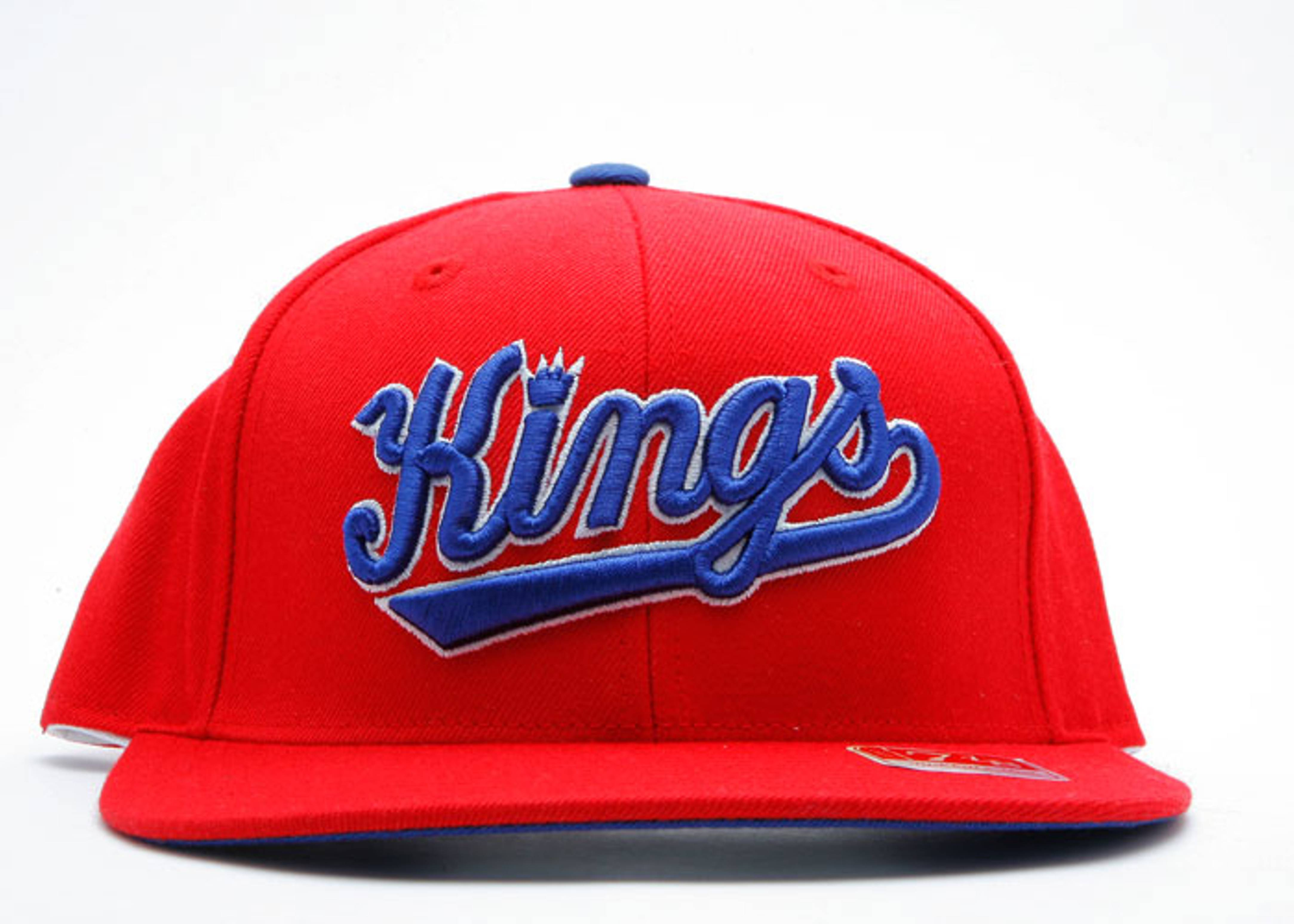sacramento kings fitted