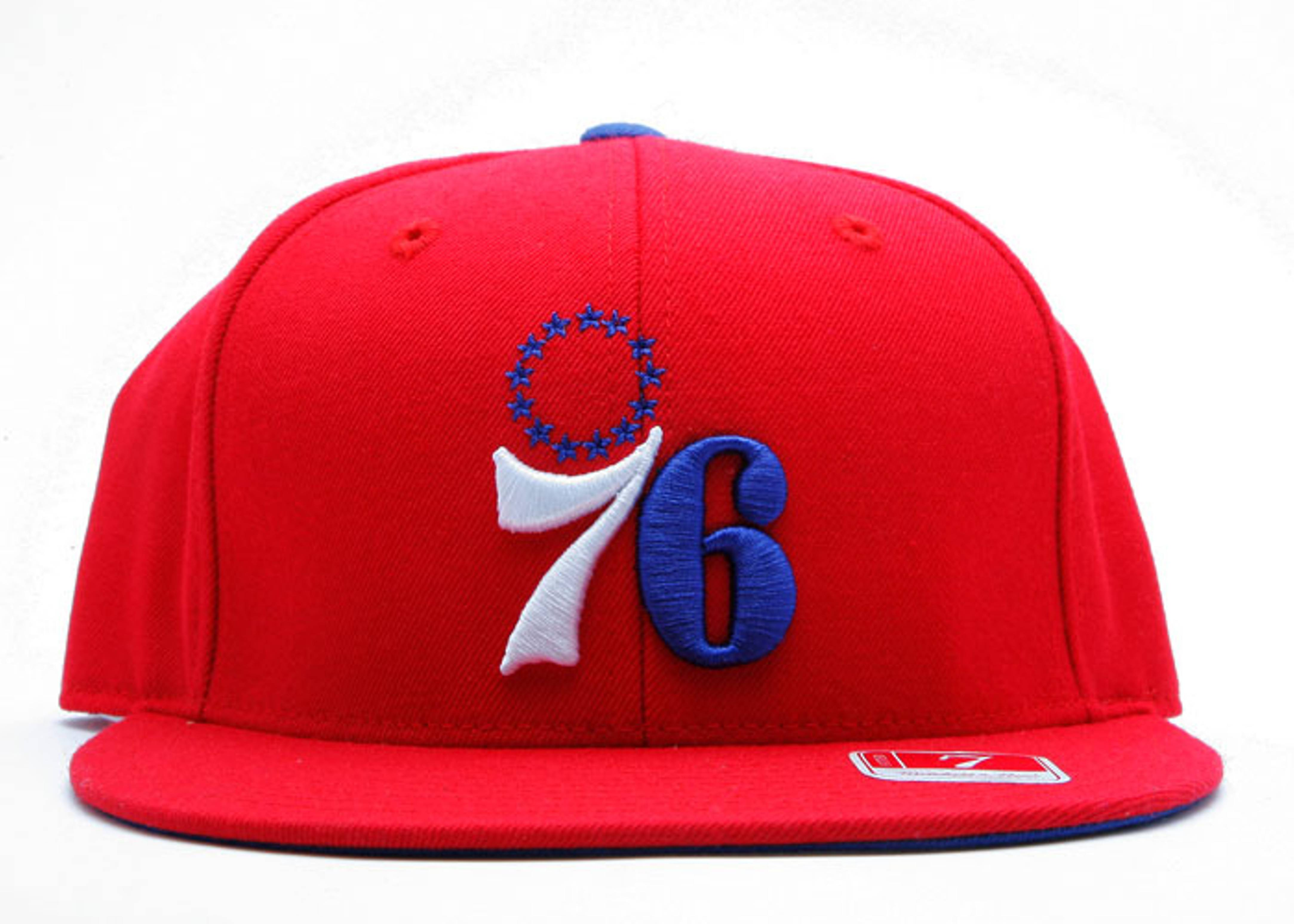 philadelphia 76ers fitted