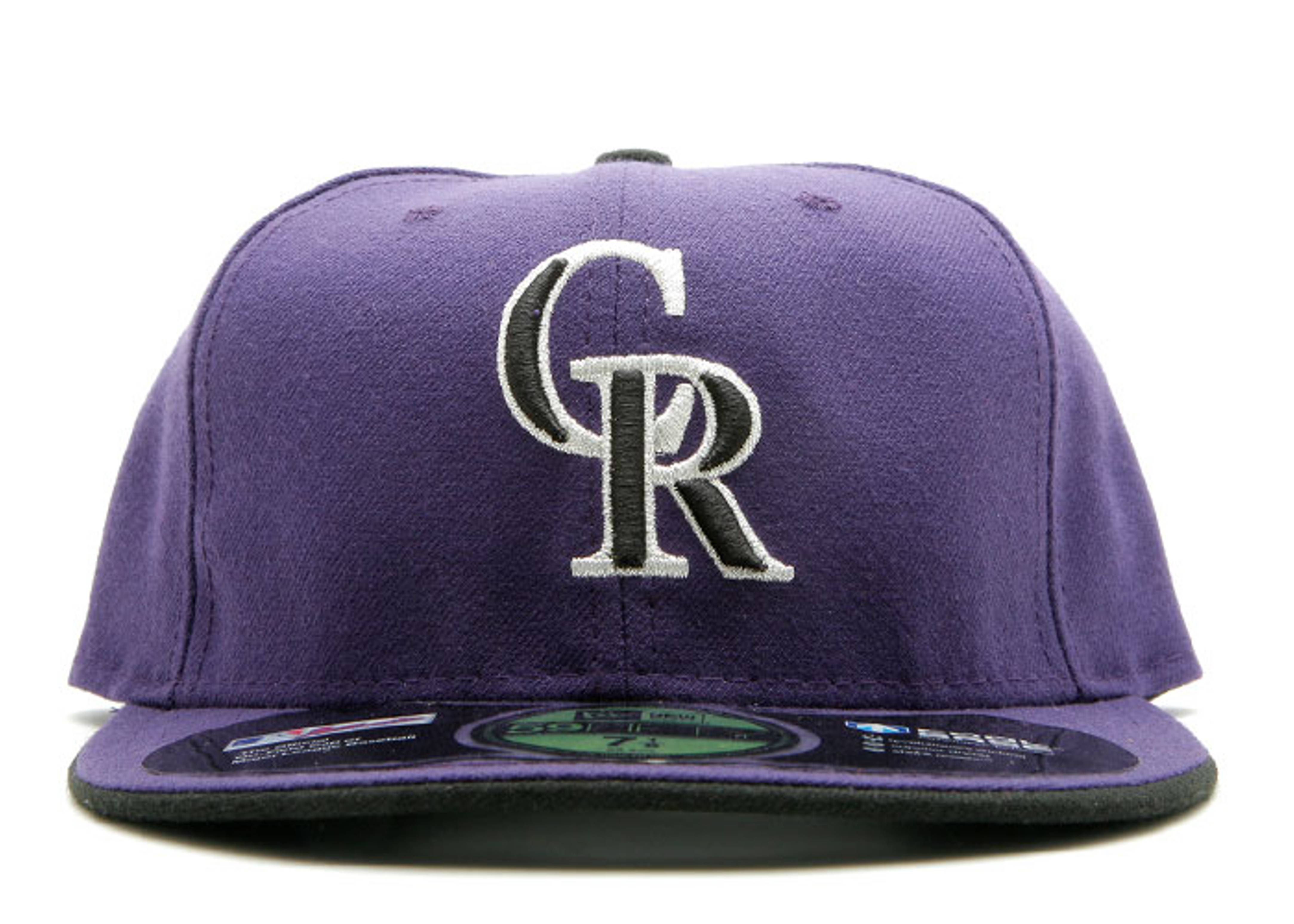 colorado rockies fitted