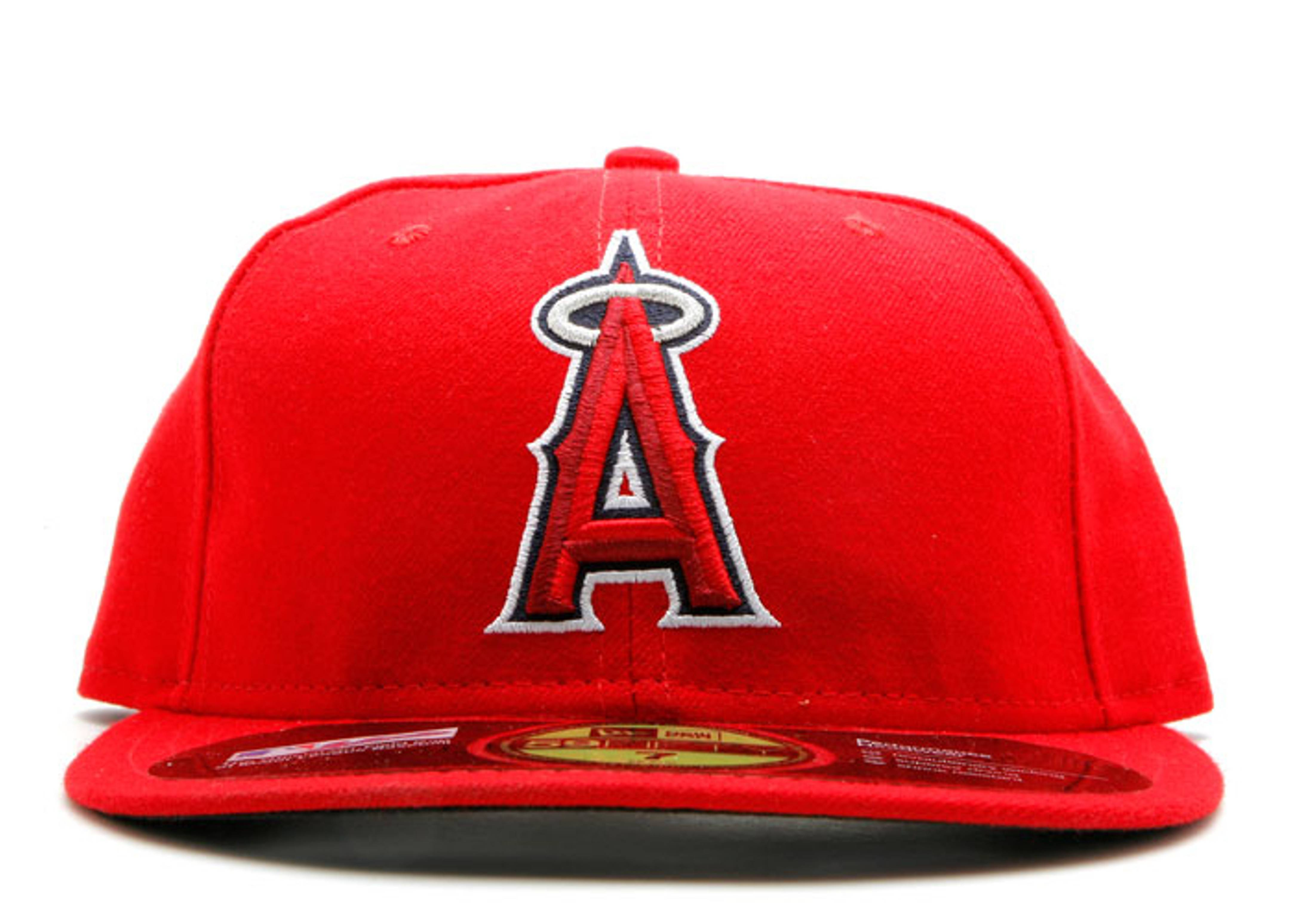 la angels of anaheim fitted