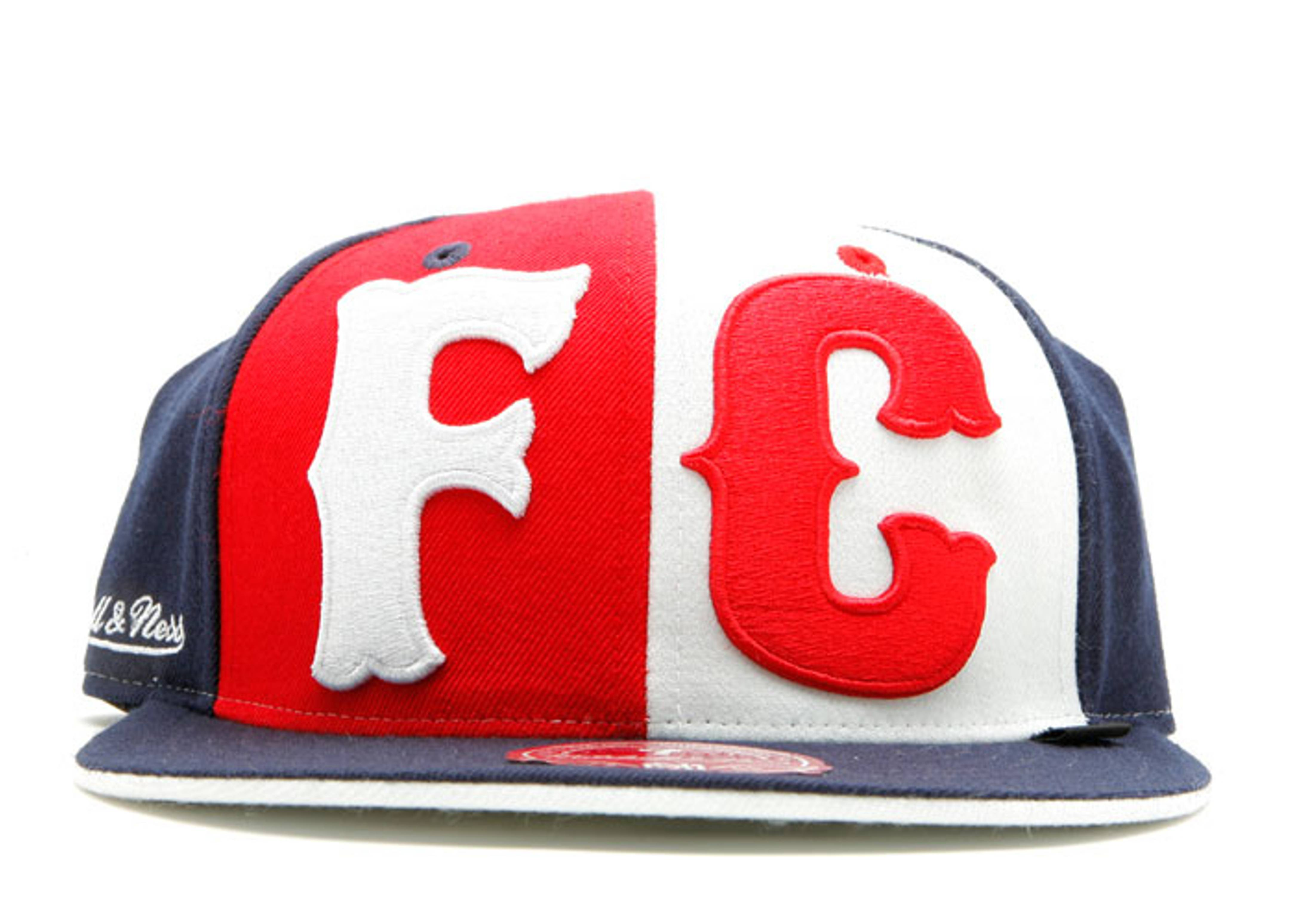 "fc x mitchell & ness fitted ""clowns"""