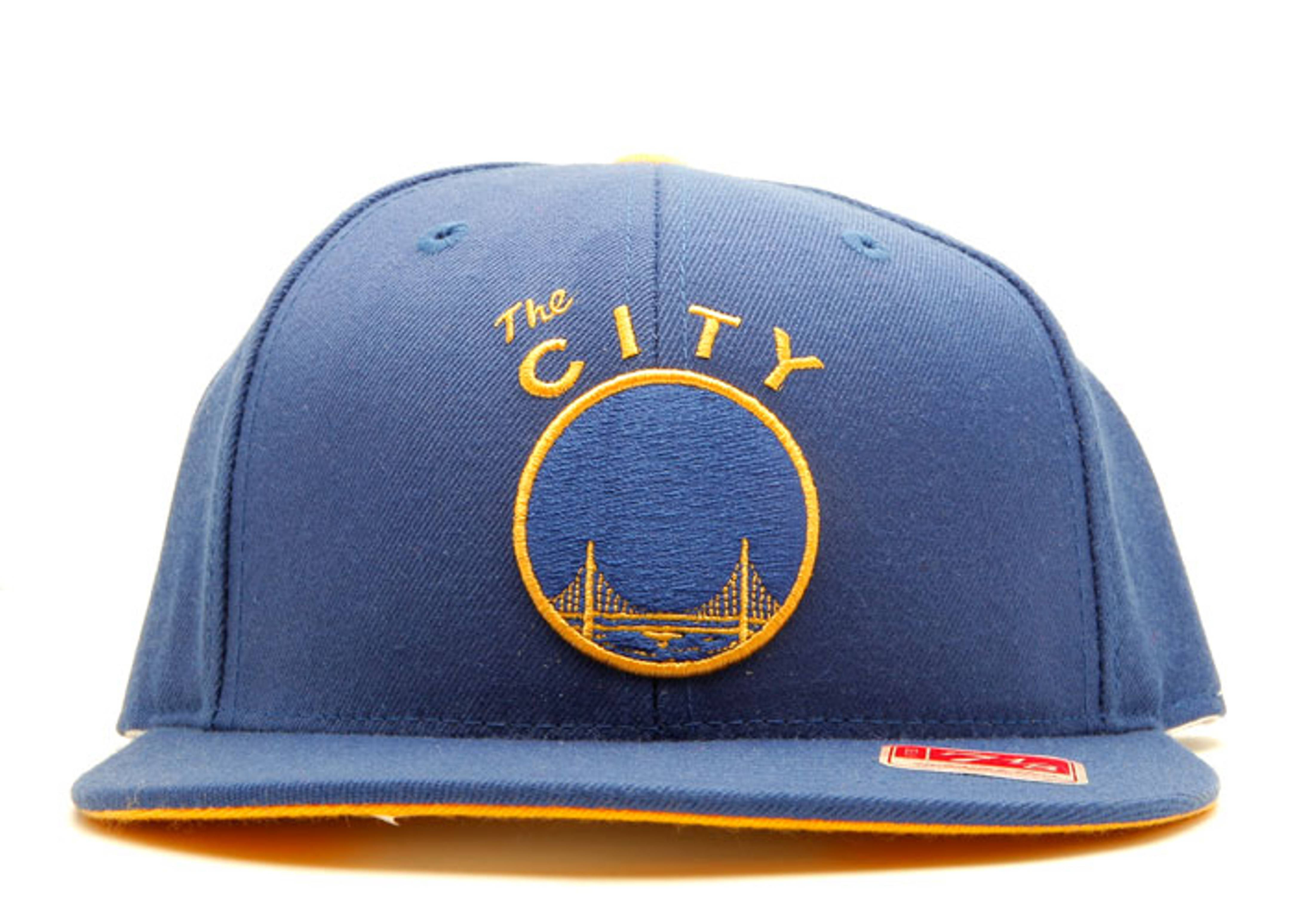 """san francisco warriors fitted """"the city"""""""
