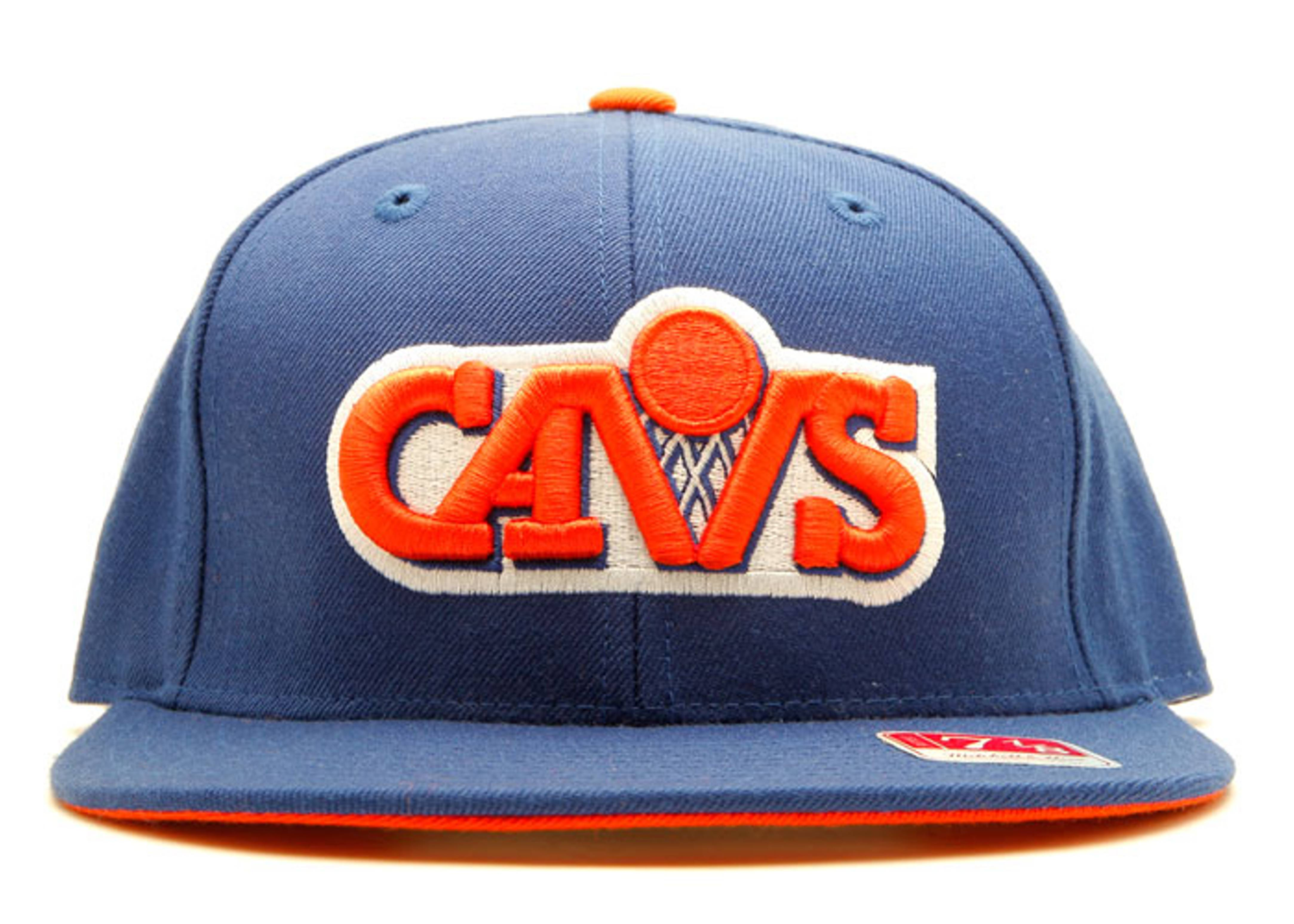 cleveland cavaliers fitted