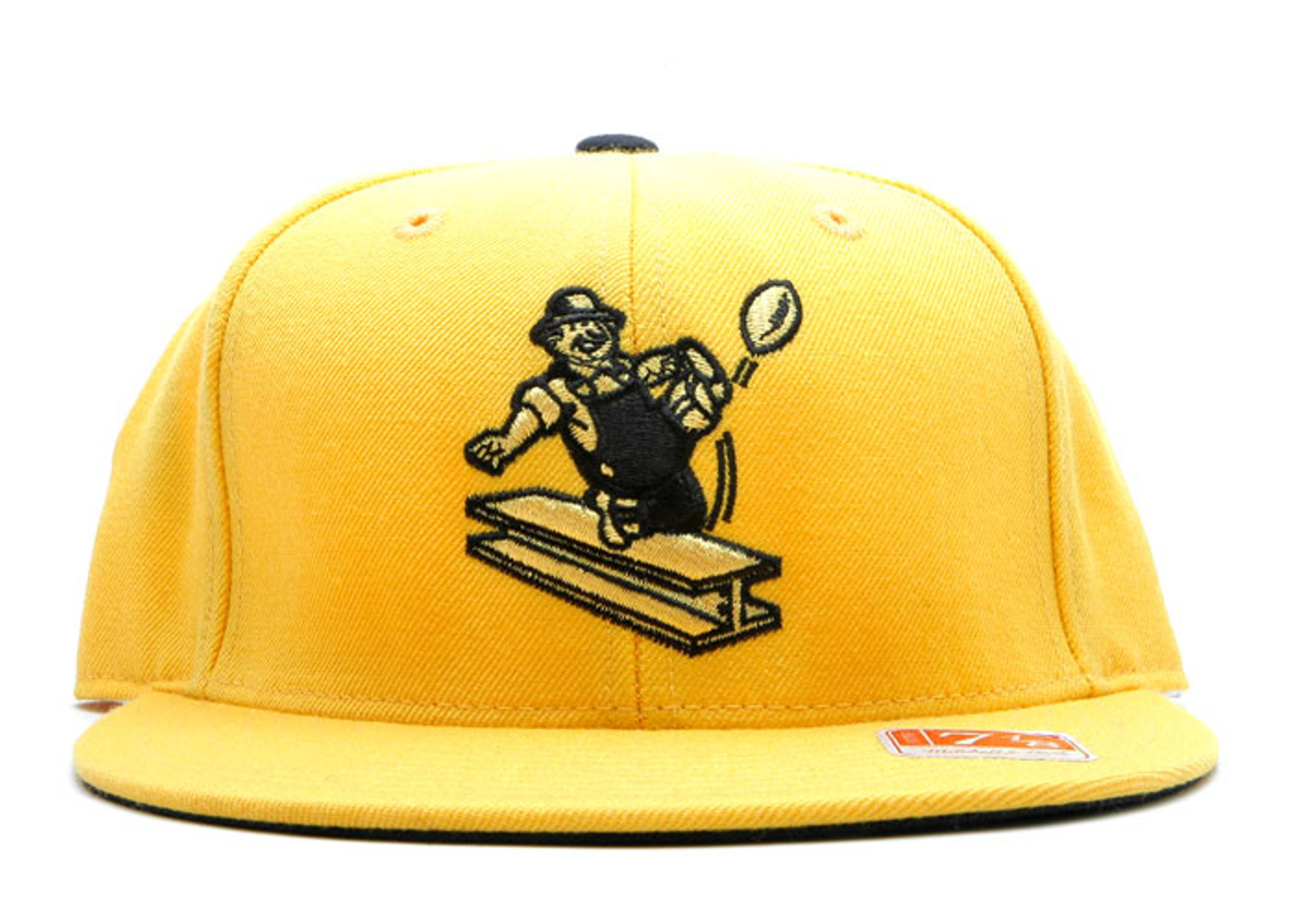 """pittsburgh steelers fitted """"steelworker"""""""