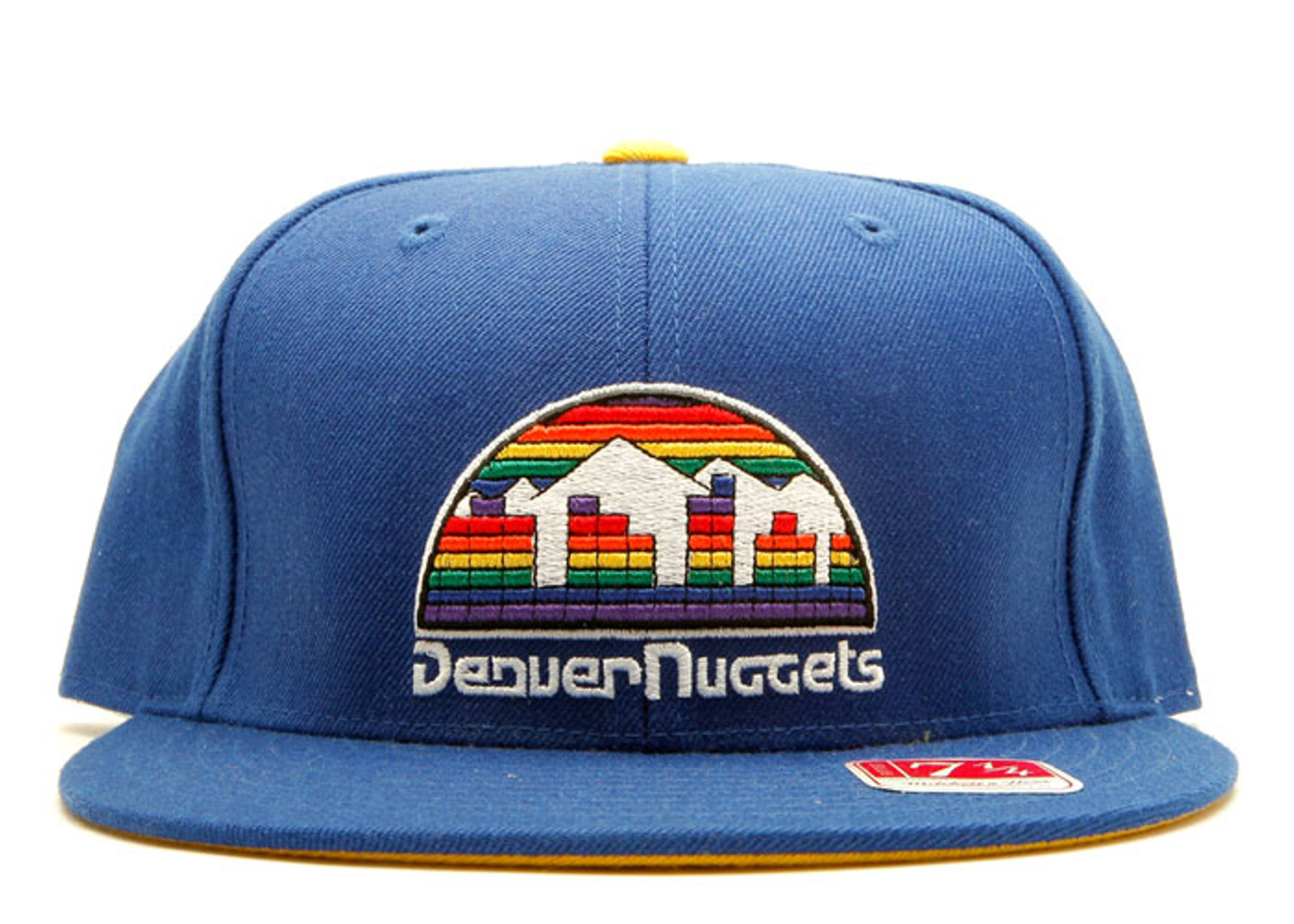 denver nuggets fitted